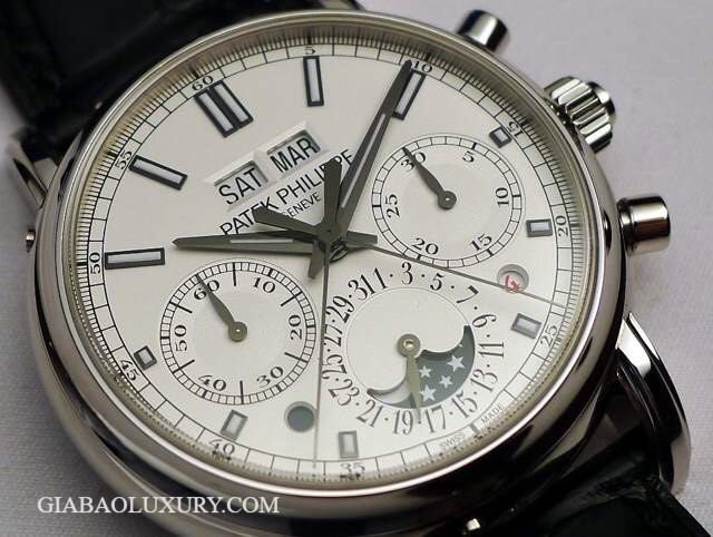 Đồng Hồ Patek Philippe Grand Complications 5204P-001
