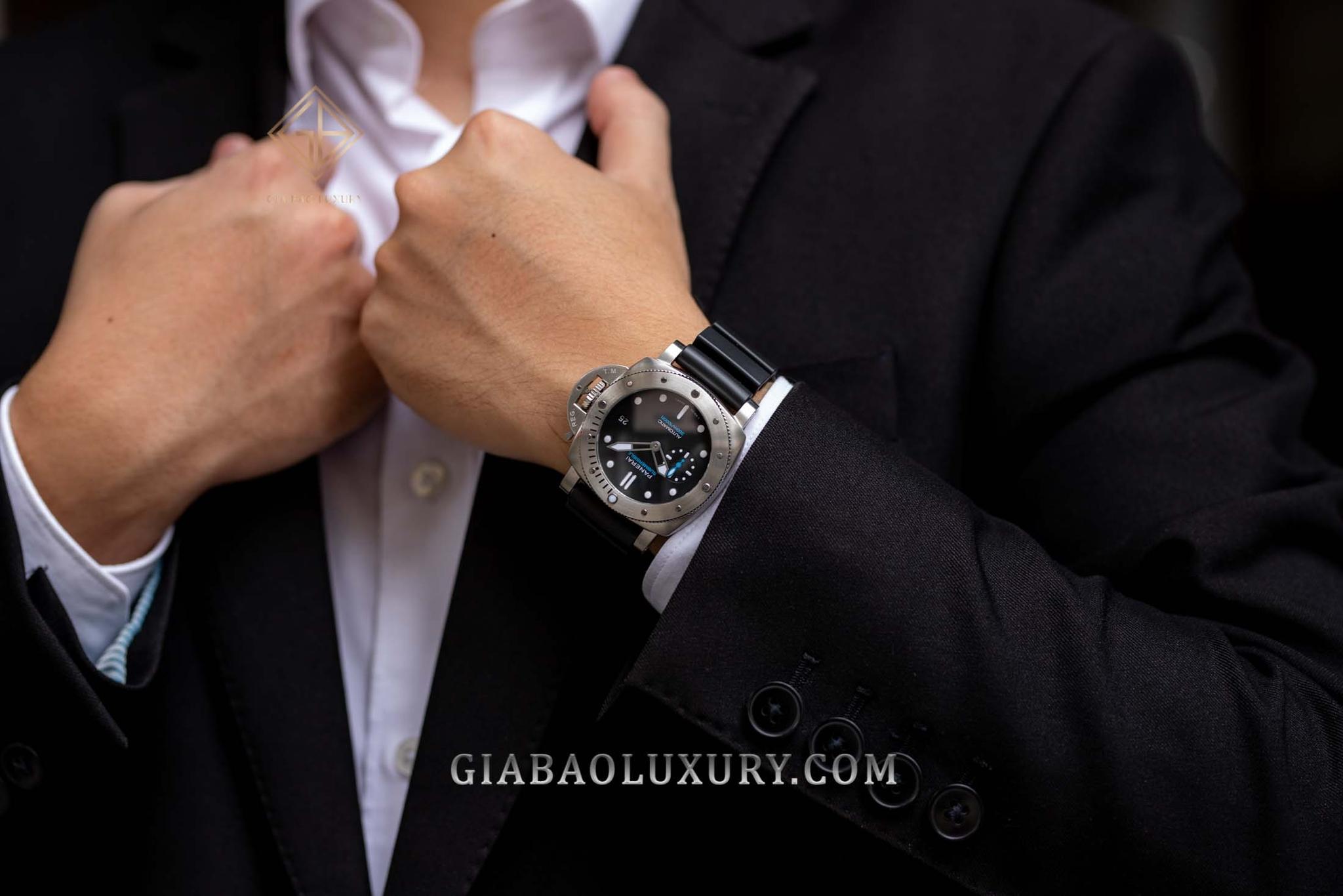 Cách lựa chọn mua đồng hồ Panerai phù hợp nhất