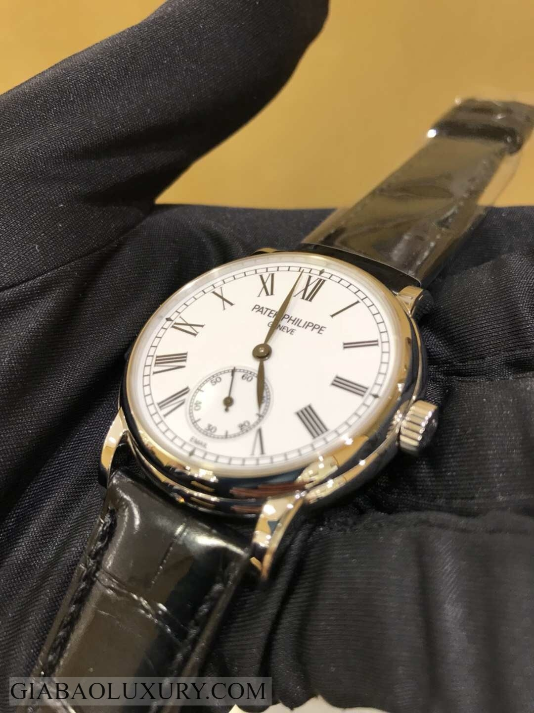 Đồng Hồ Patek Philippe Grand Complications 5078P-001