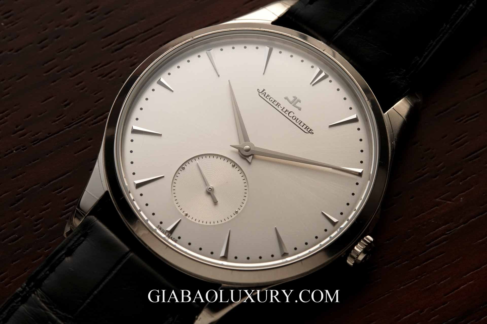 Đồng Hồ Jaeger-LeCoultre Master Ultra Thin Small Second Q1358420