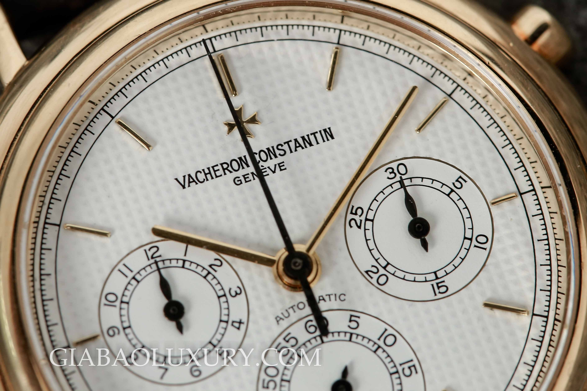 VACHERON CONSTANTIN LES COMPLICATIONS