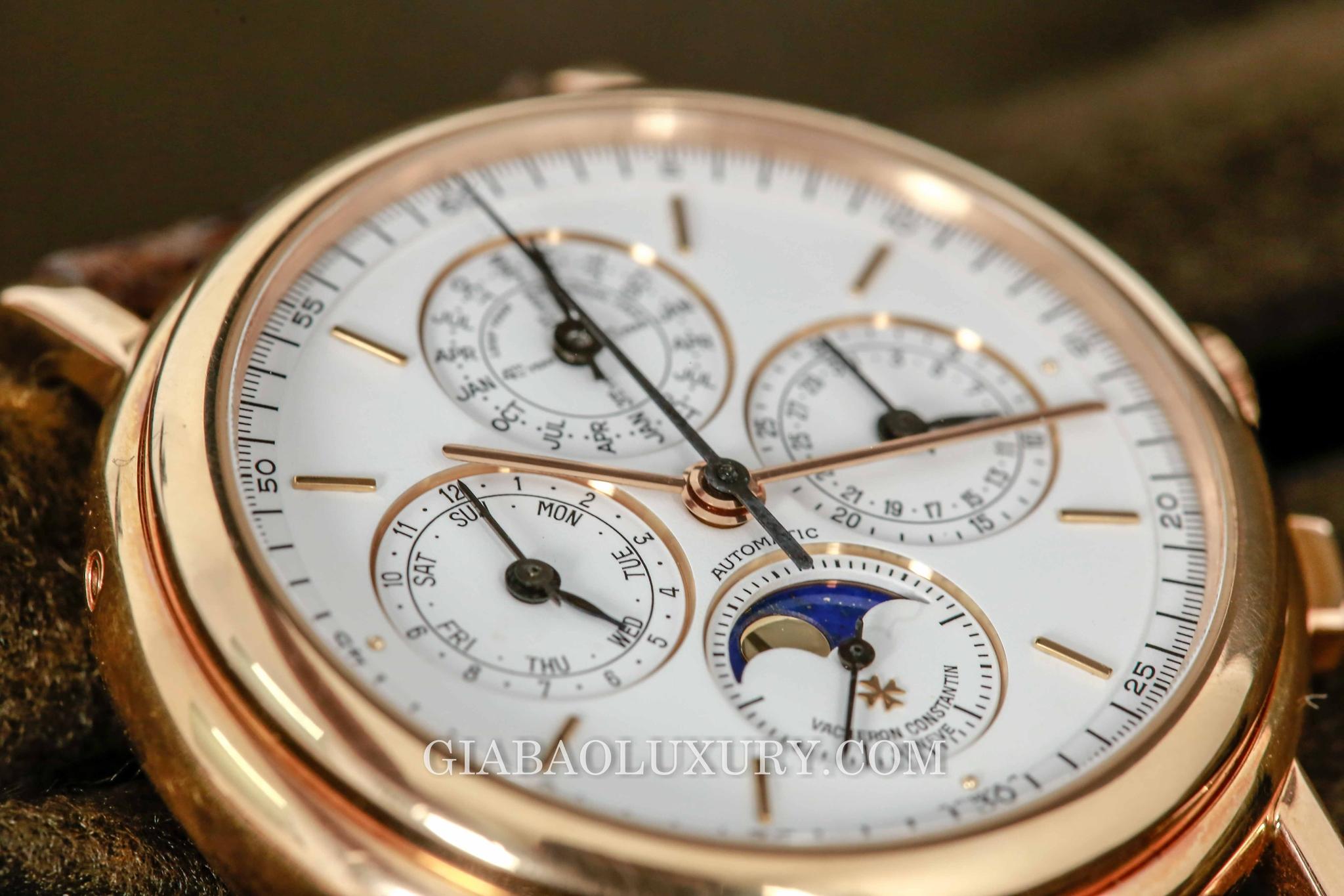 Vacheron Constantin Patrimony Perpetual Calendar Chronograph