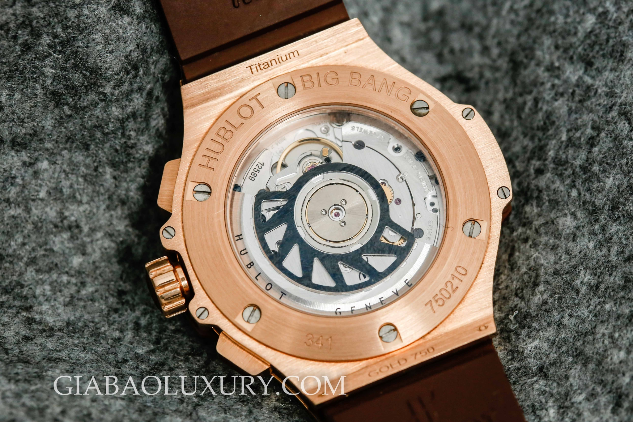 Đồng Hồ Hublot Big Bang Cappuccino 41mm 341.PC.3380.RC