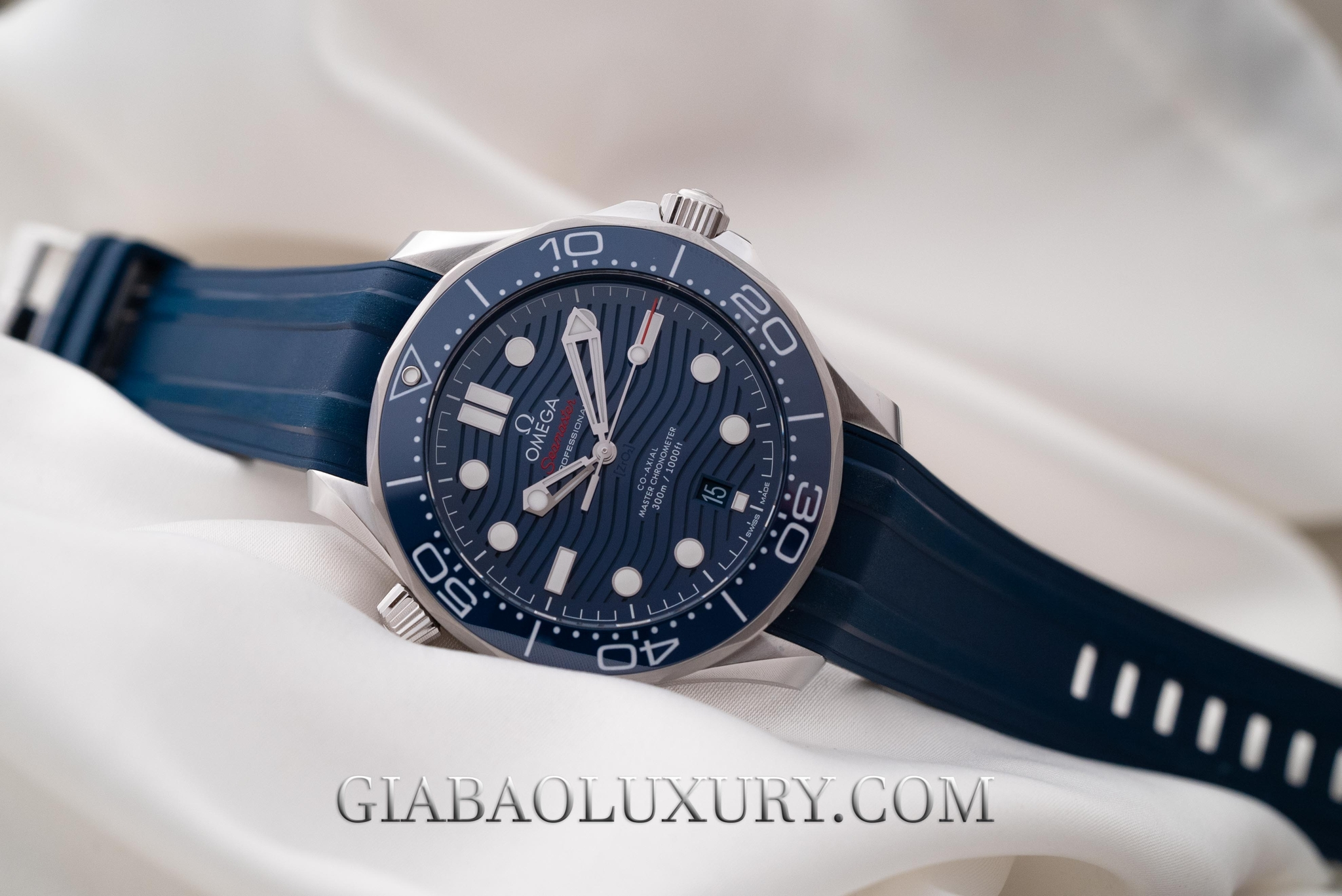 Đồng Hồ Omega Seamaster 42mm Diver 300M Master Chronometer 210.32.42.20.03.001