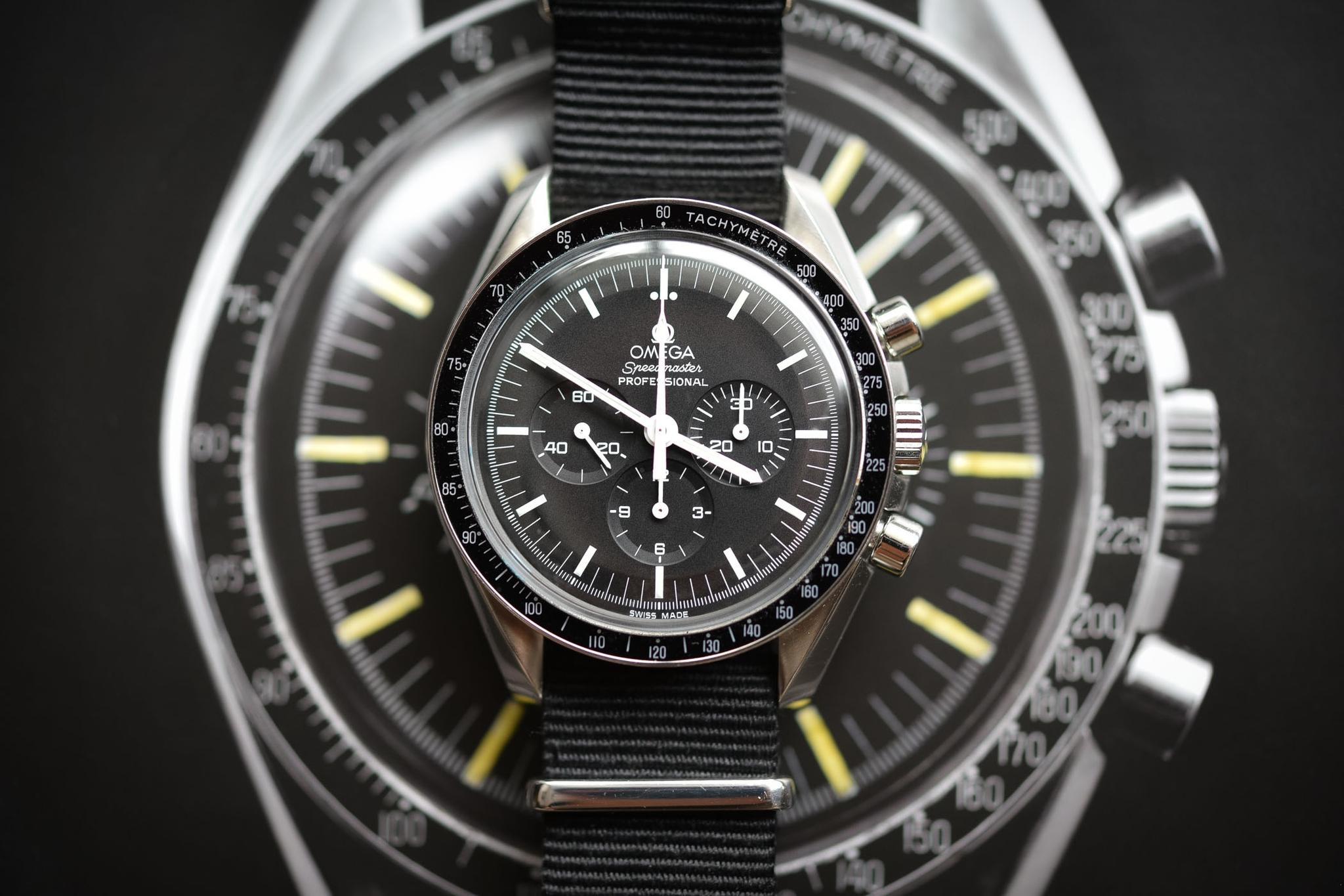 Huyền thoại đồng hồ Omega Speedmaster đã chinh phục những người nổi tiếng nào?
