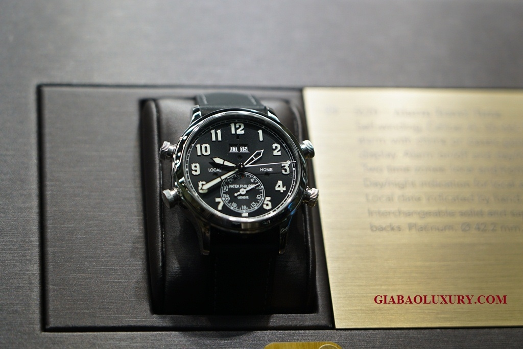 Đồng hồ Patek Philippe Grand Complications 5520P-001