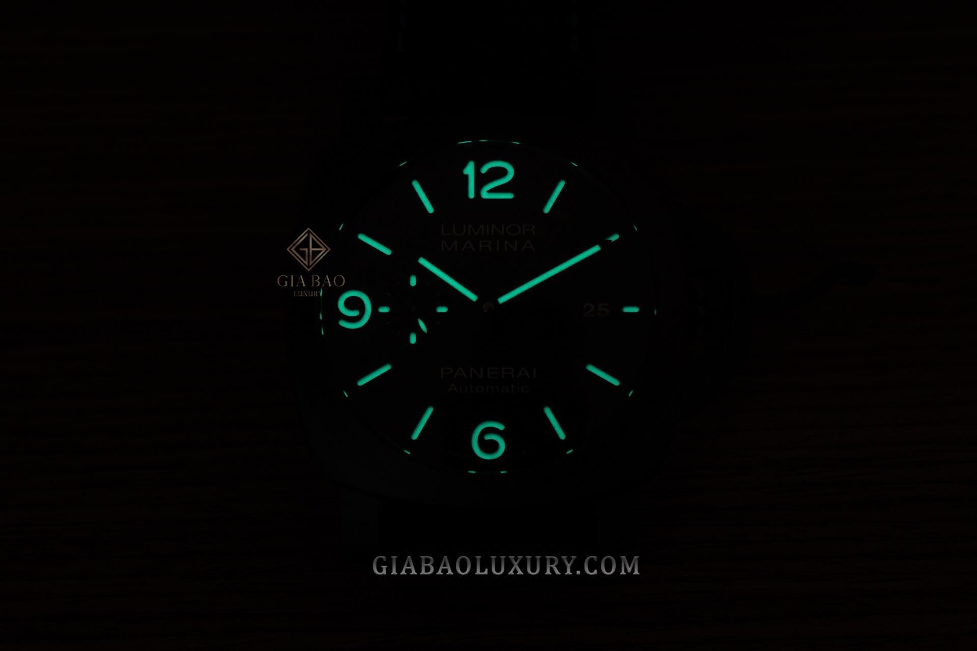 đồng hồ Panerai Luminor Marina Carbotech PAM01661