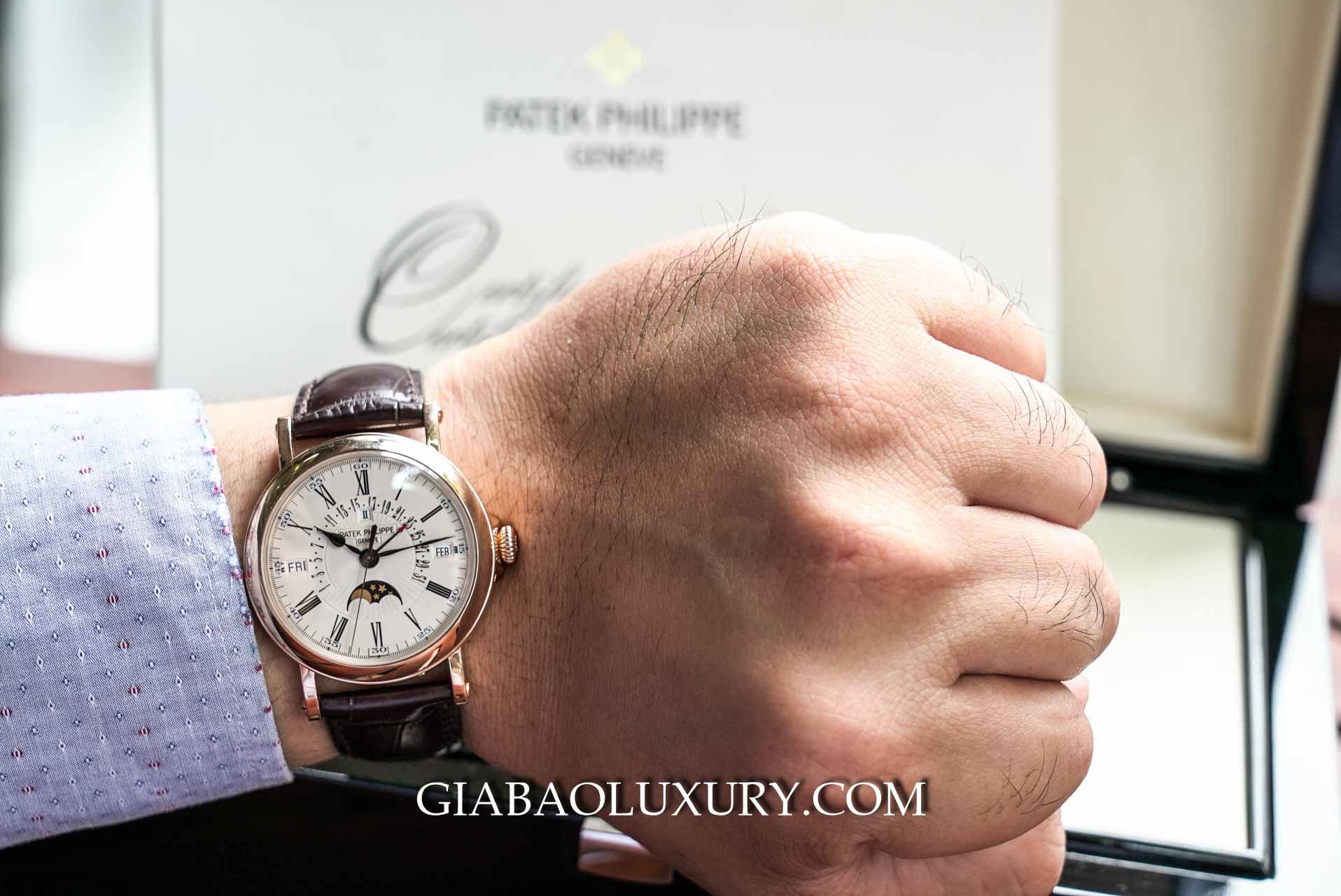 Đồng hồ Patek Philippe Grand Complications 5159R-001