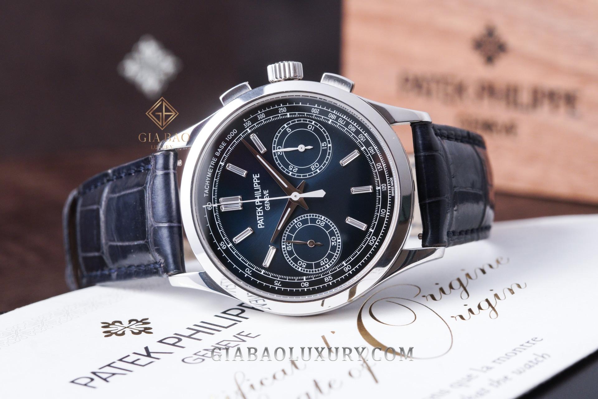 Đồng hồ Patek Philippe Complications 5170P-001