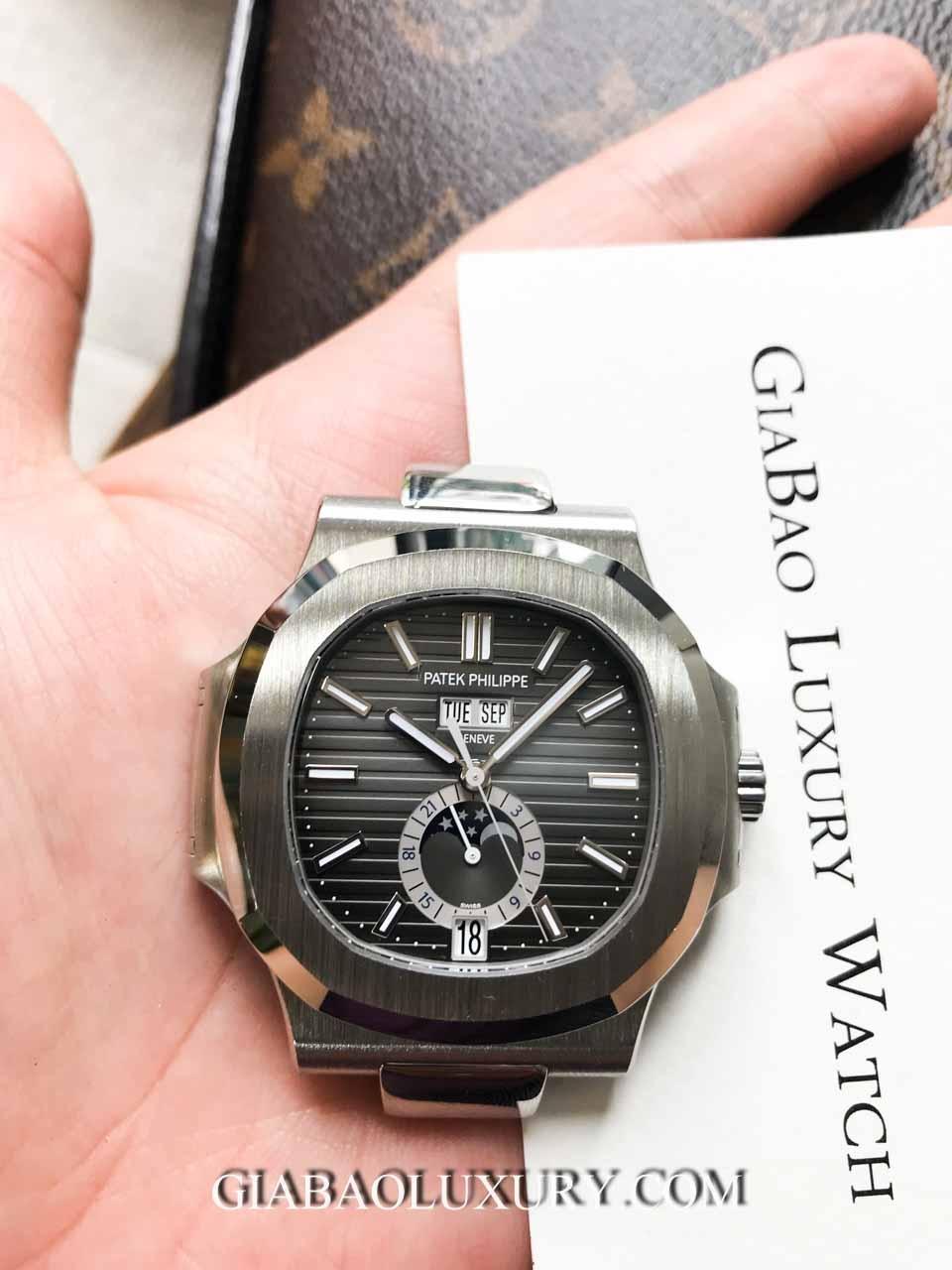 Đồng hồ Patek Philippe Nautilus 5726A