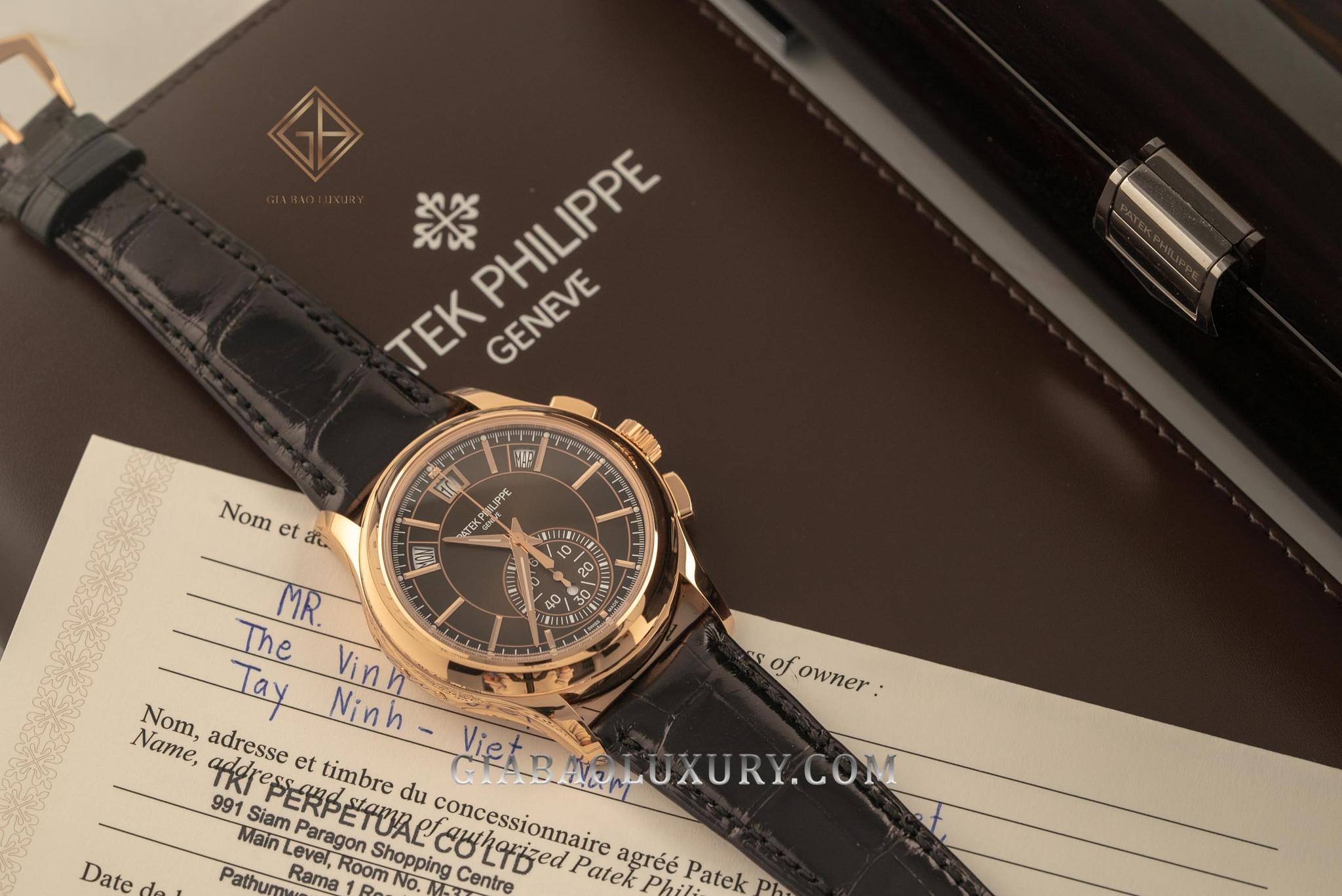 Khoảng 1,4 tỷ VNĐ nên mua Patek Philippe lịch vạn niên 5140R hay  Chronograph lịch thường niên 5905R? Đâu là sự lựa chọn sáng suốt?