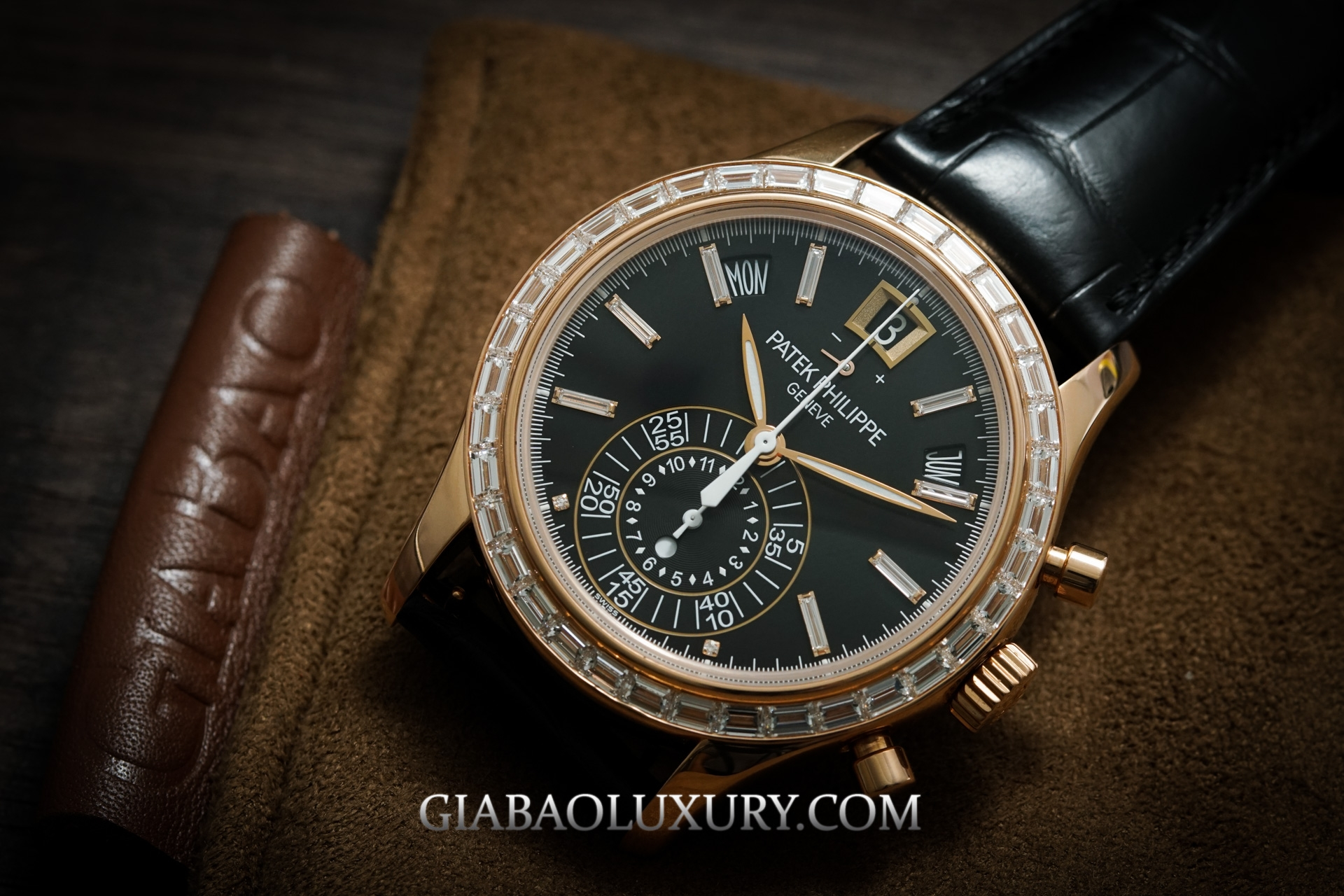 Review Đồng Hồ Patek Philippe Complications 5961R-010