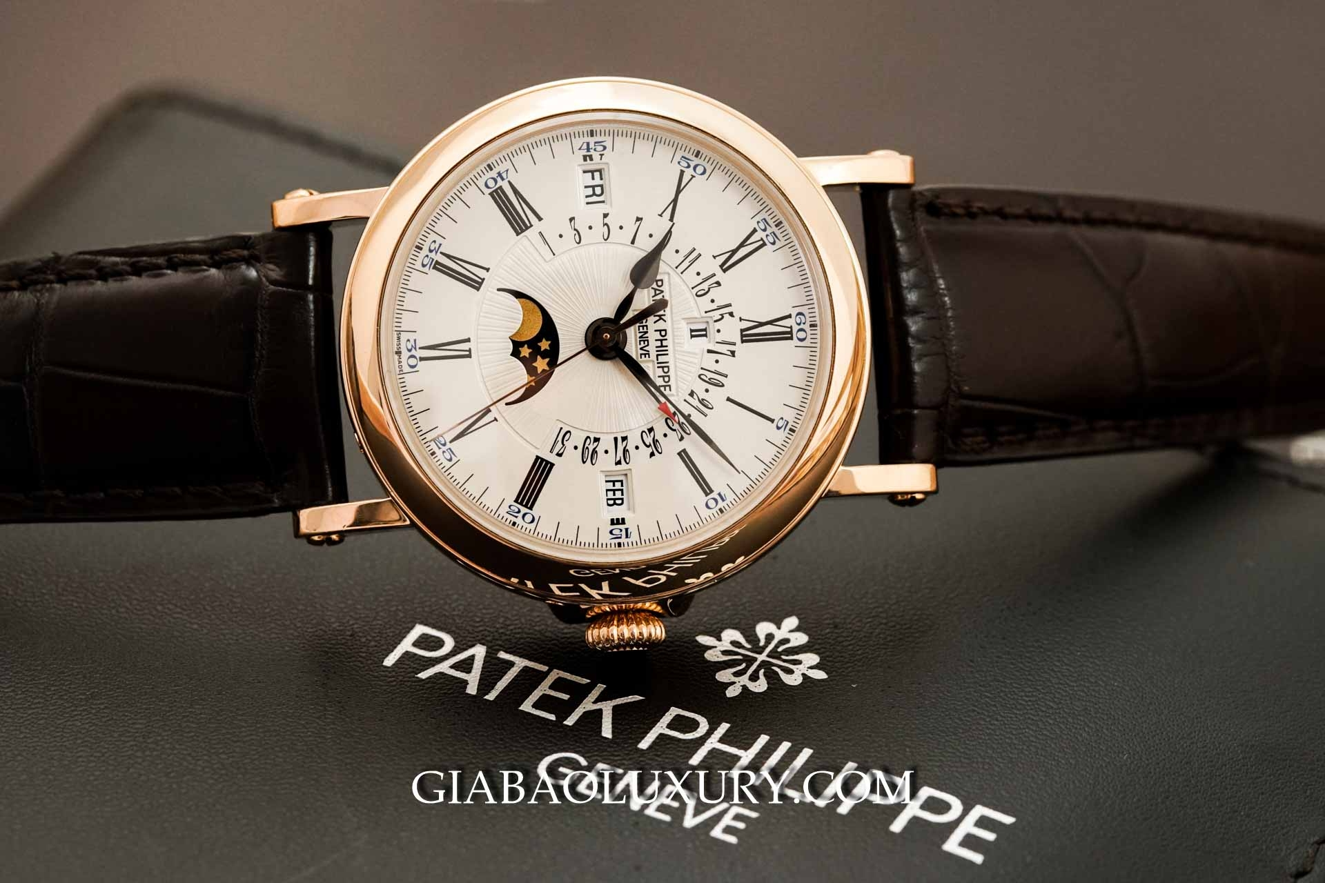 Patek Philippe Grand Complications 5159R-001