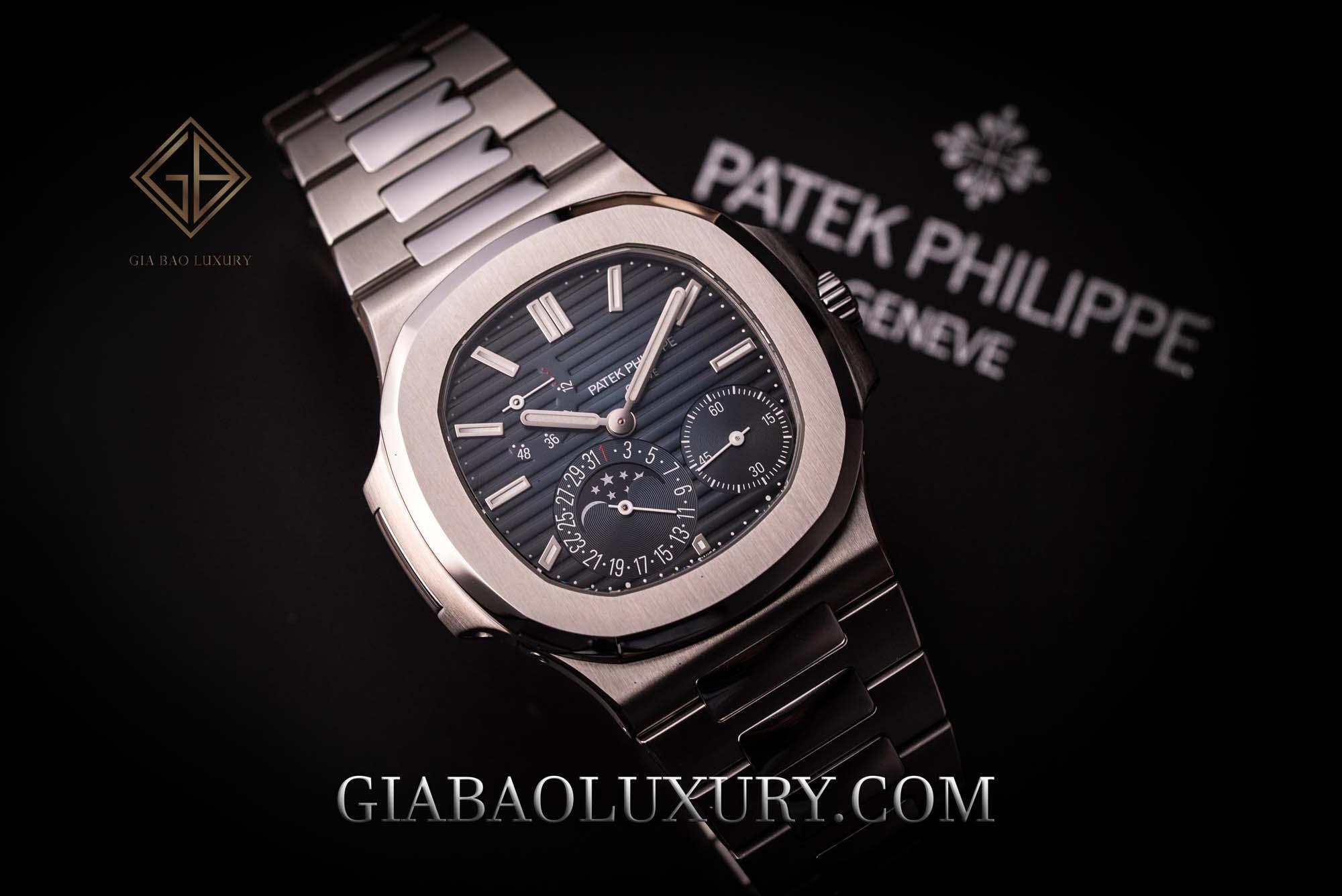 Đồng hồ Patek Philippe Nautilus 5712/1A-001