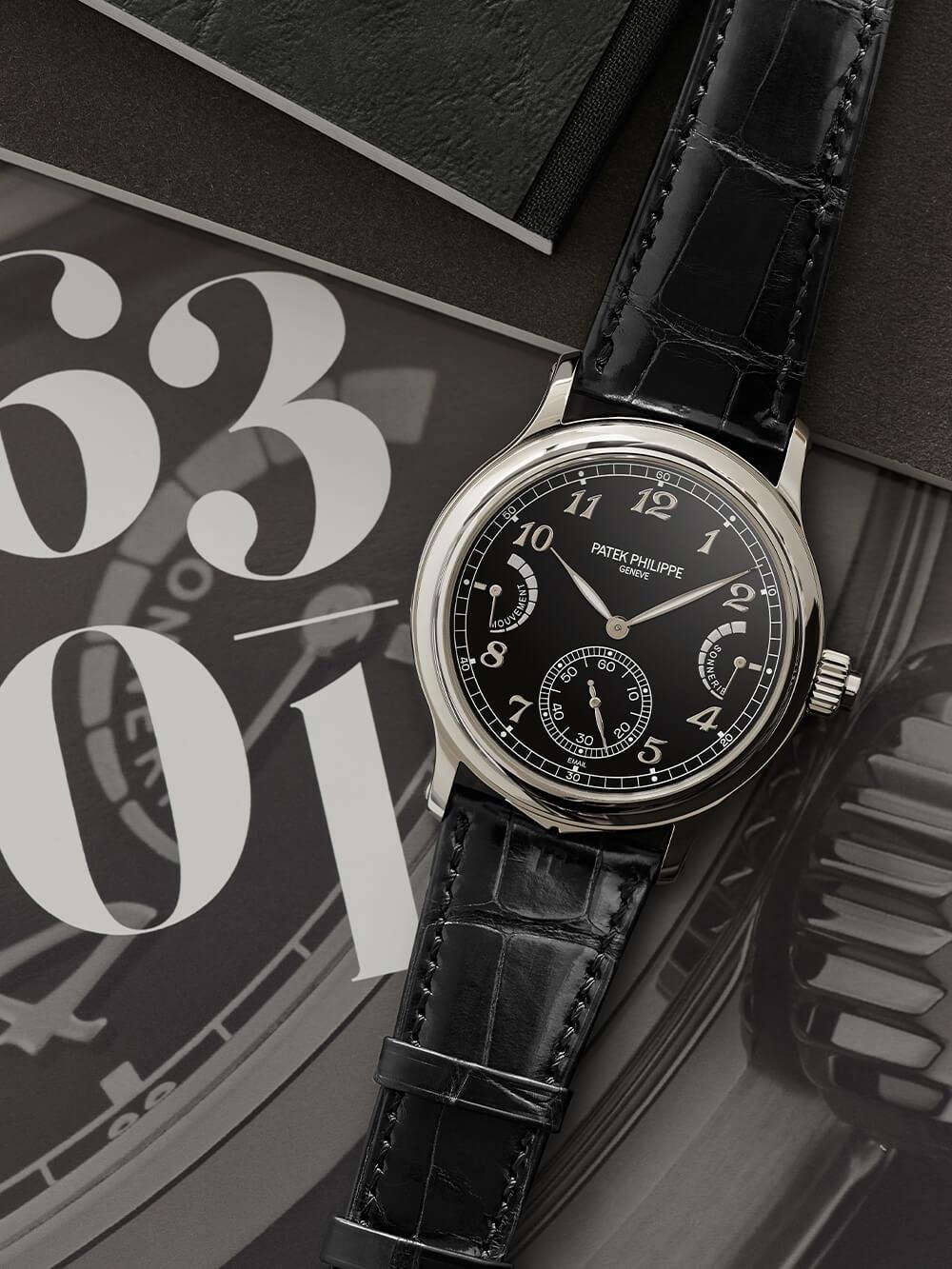 Đồng hồ Patek PhilippeGrand Sonnerie ref. 6301