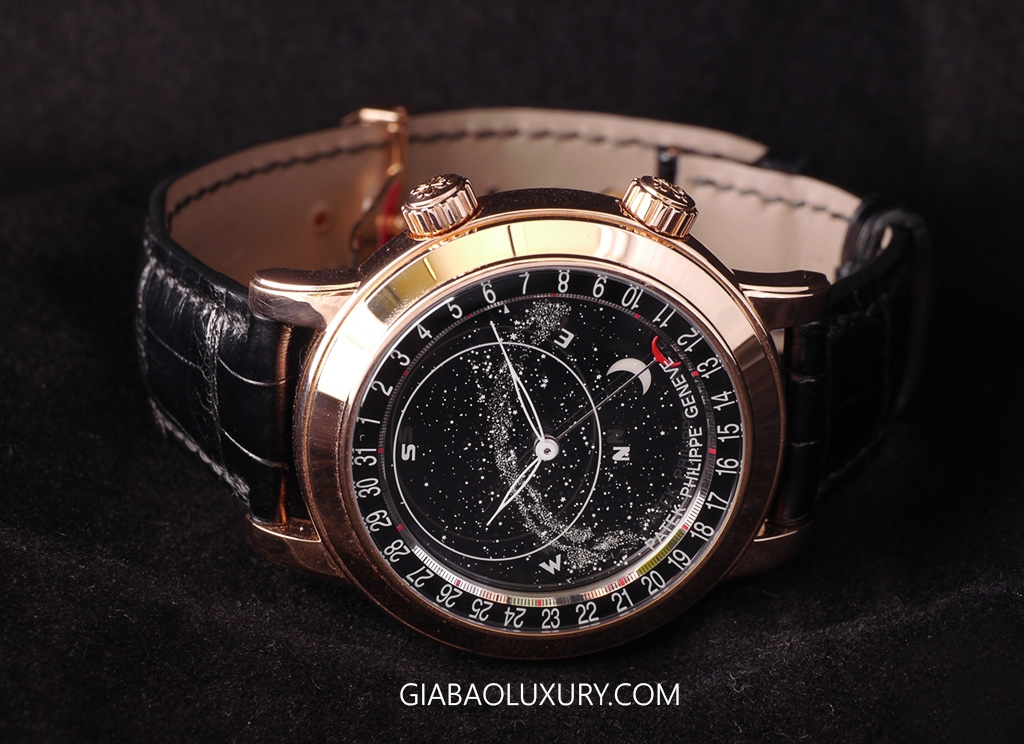 Đồng Hồ Patek Philippe Grand Complications 6102