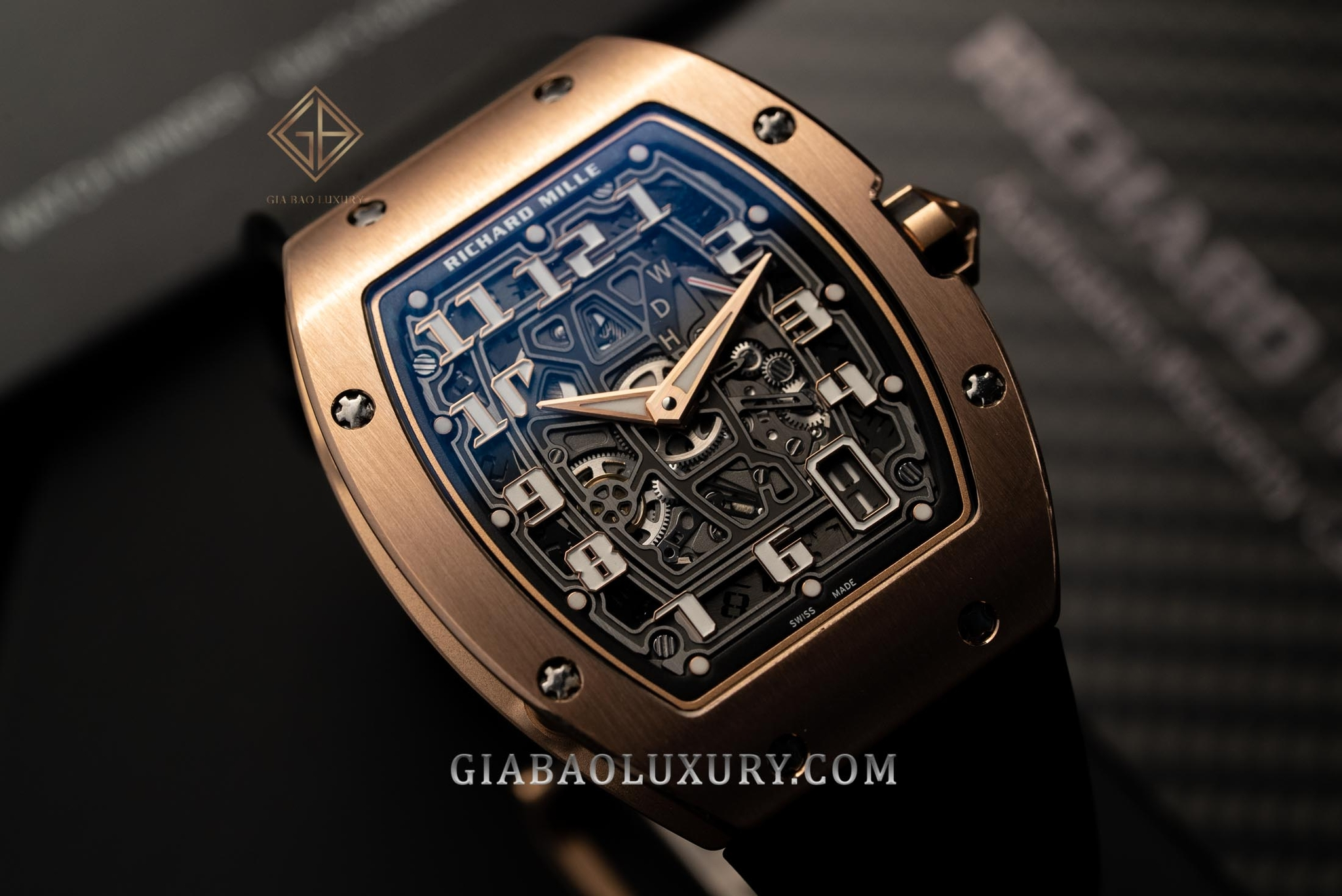 Review Richard Mille RM67-01