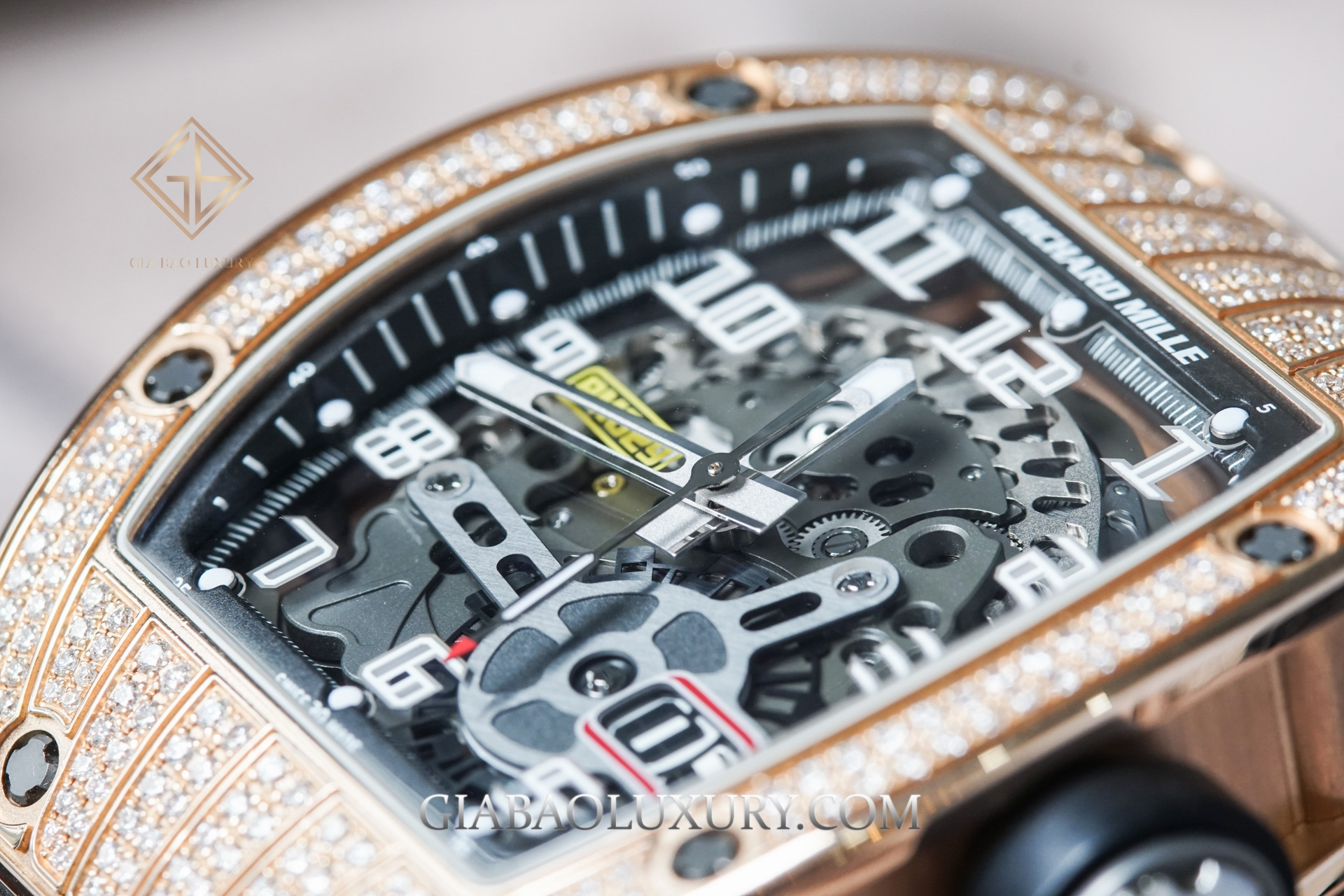 Review Richard Mille RM029 RG-D