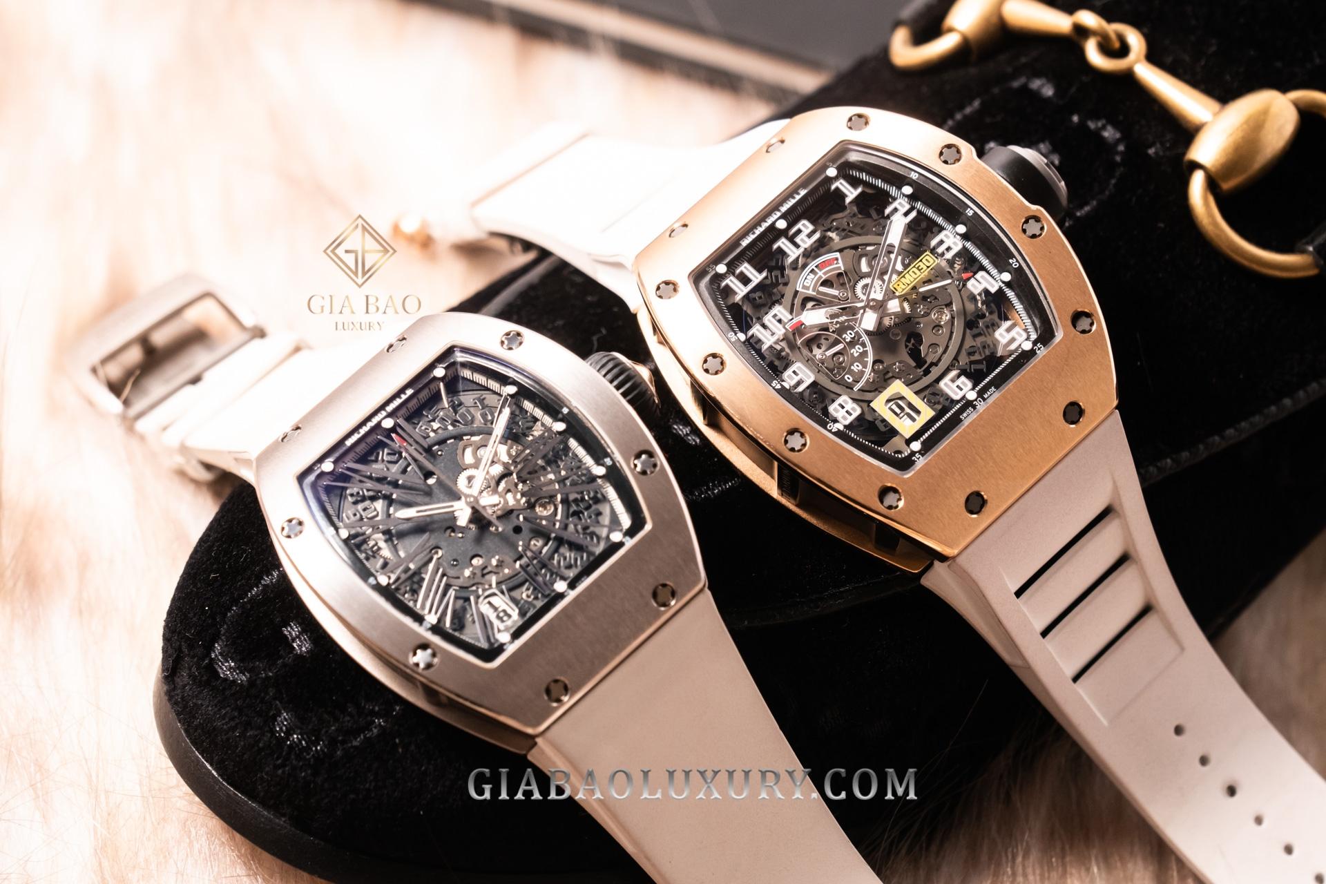 So sánh đồng hồ Richard Mille RM 023 và RM 030