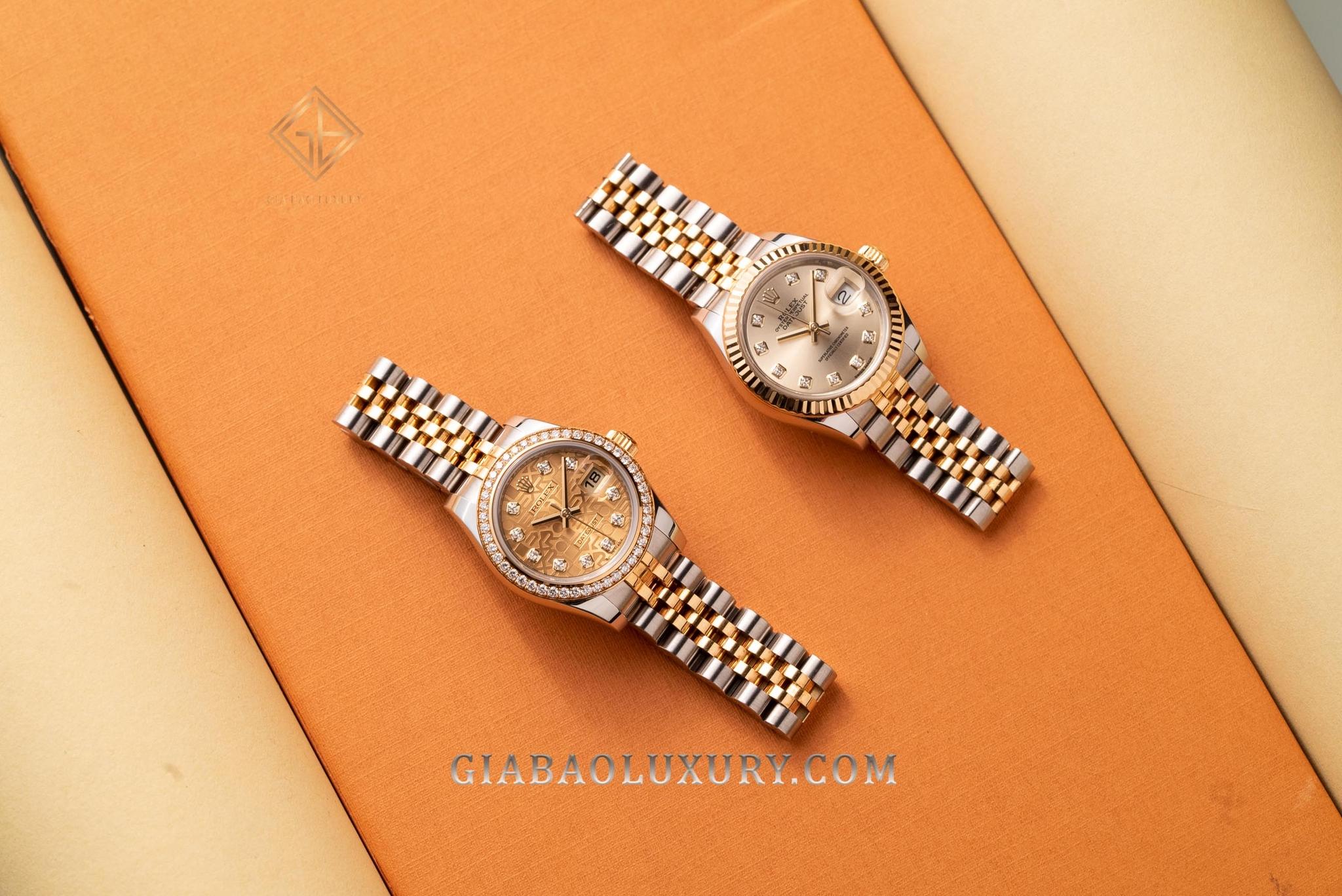 Đồng hồ Rolex Lady-Datejust 26 179383