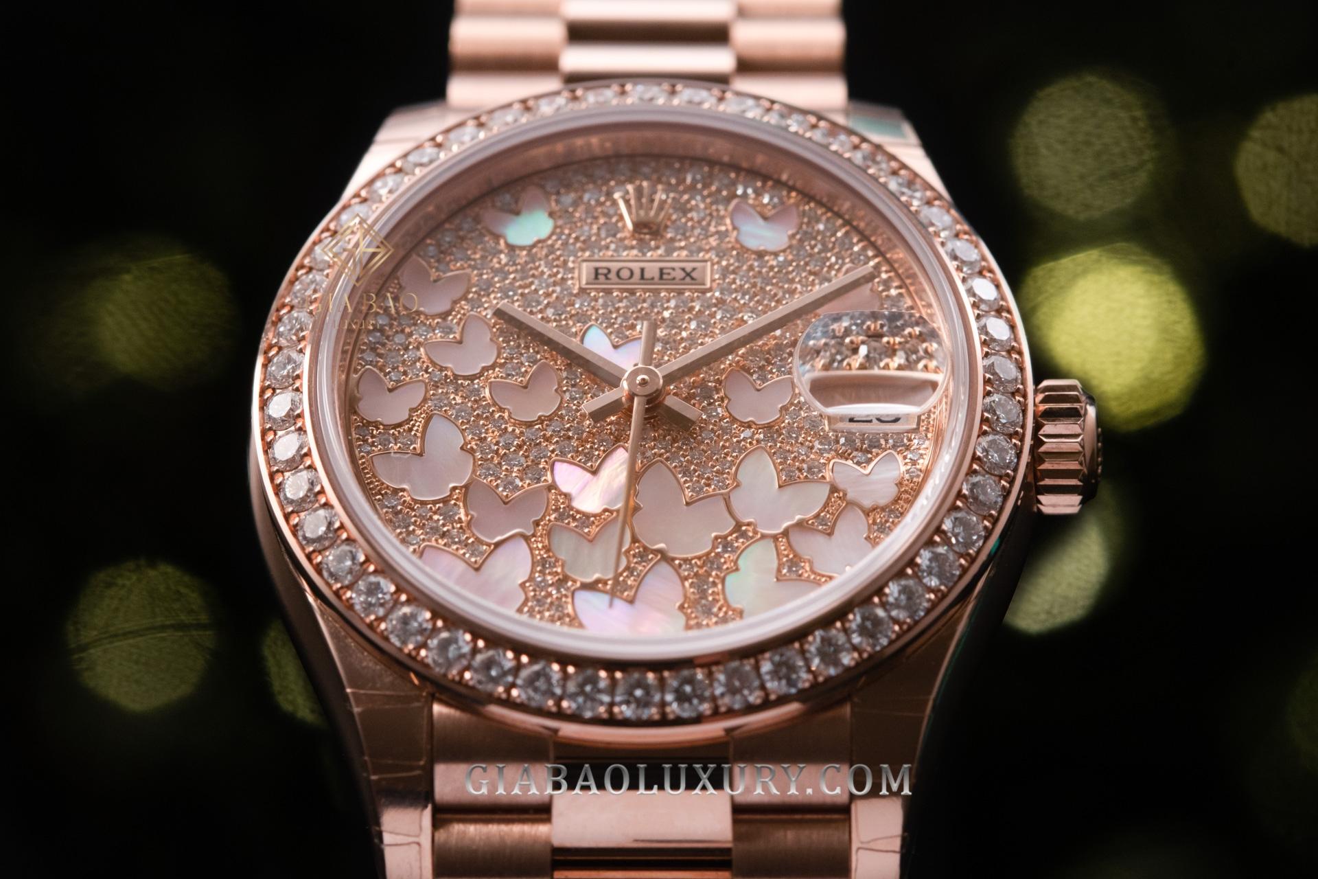 Đồng hồ Rolex Lady-Datejust 31 278285RBR
