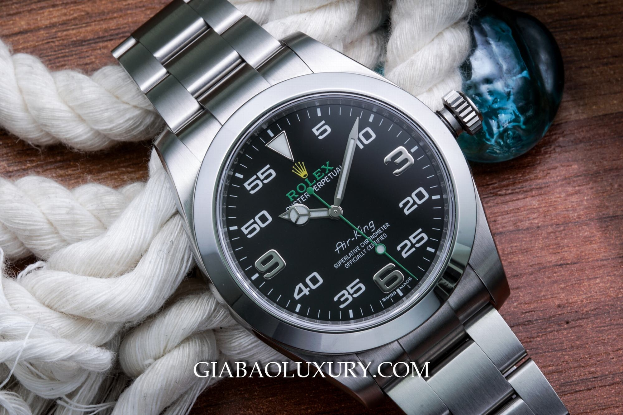 Đồng hồ Rolex Oyster Perpetual Air-King 116900