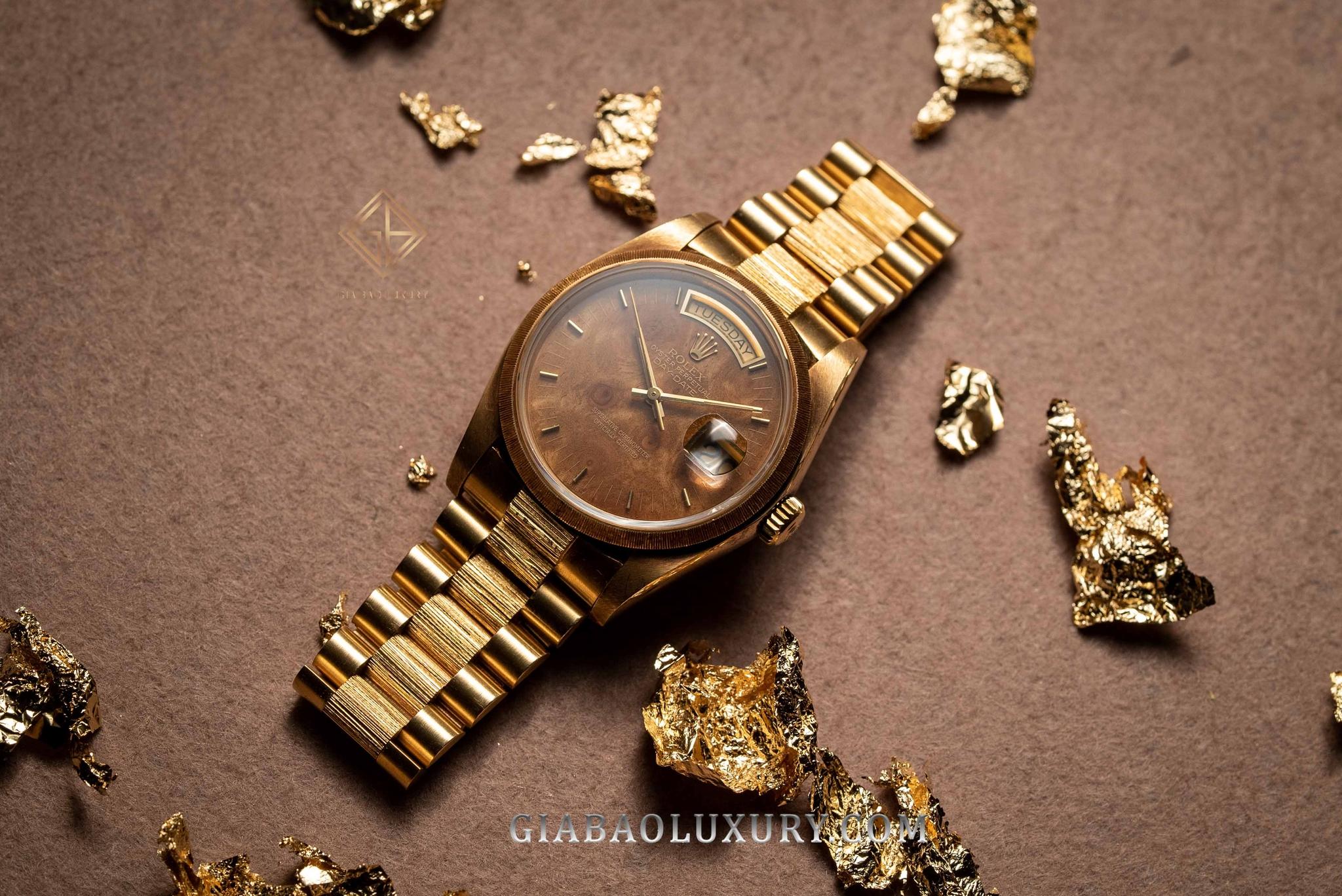 đồng hồ Rolex Day-Date 18078