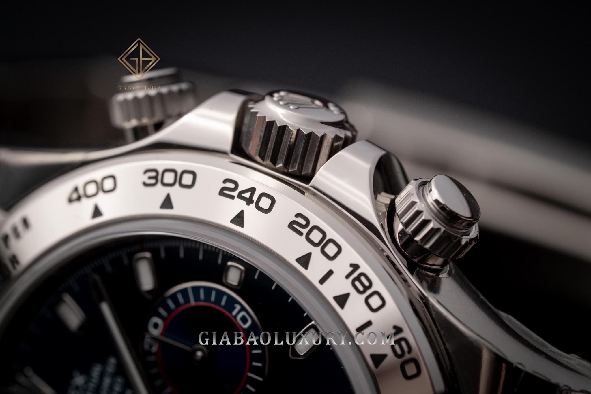 Đồng hồ Rolex Cosmograph Daytona 116509 Mặt Số Xanh