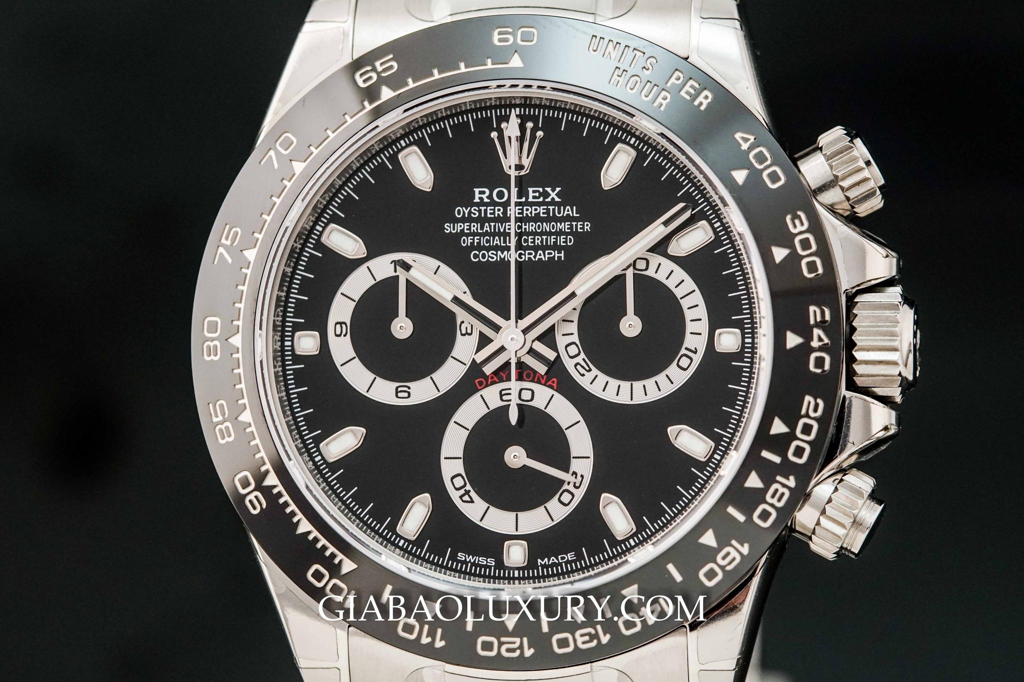 Đồng Hồ Rolex Cosmogrpaph Daytona 116500LN