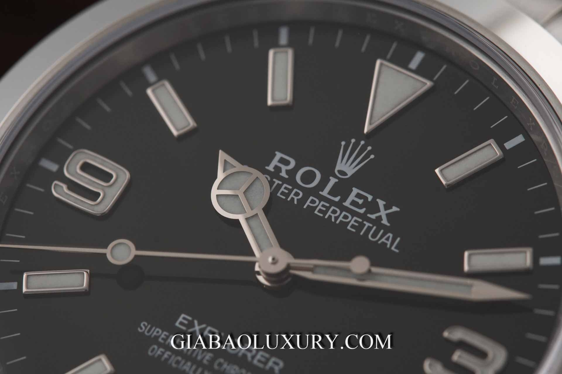 Đồng hồ Rolex Explorer 214270