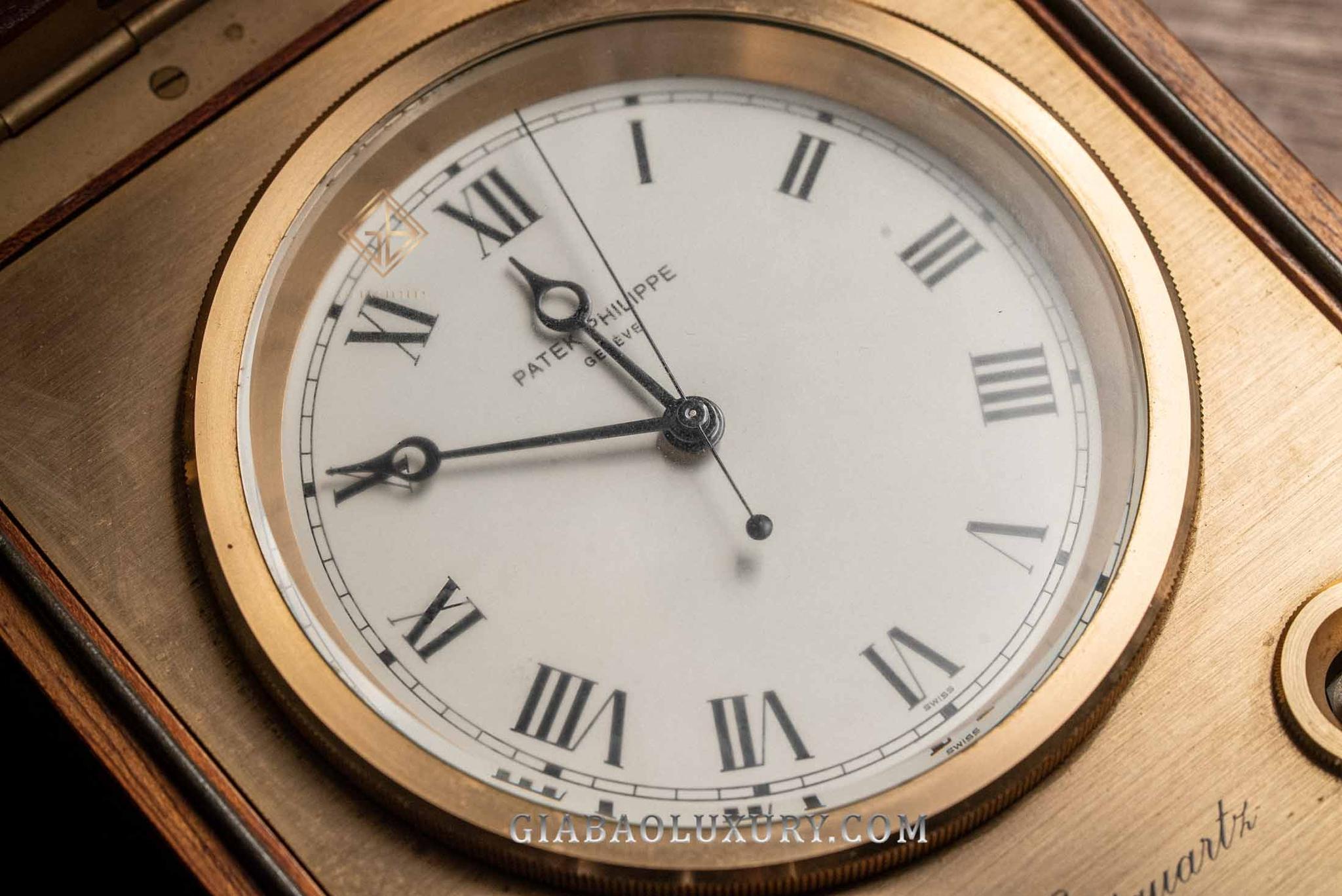 Đồng hồ Patek Philippe Naviquartz III 1215