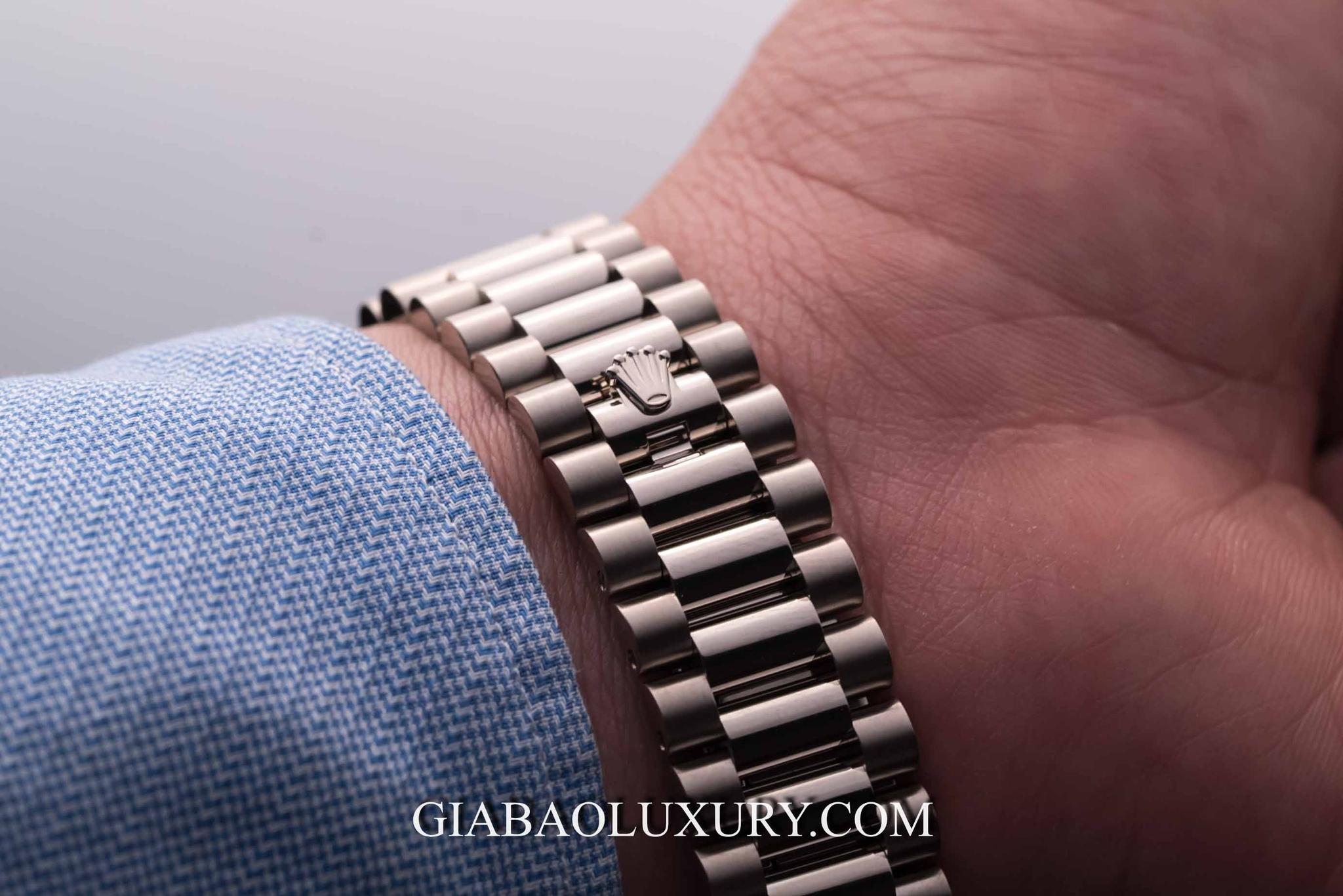 Rolex Day-Date 40 ref. 228239: Còn mãi với thời gian