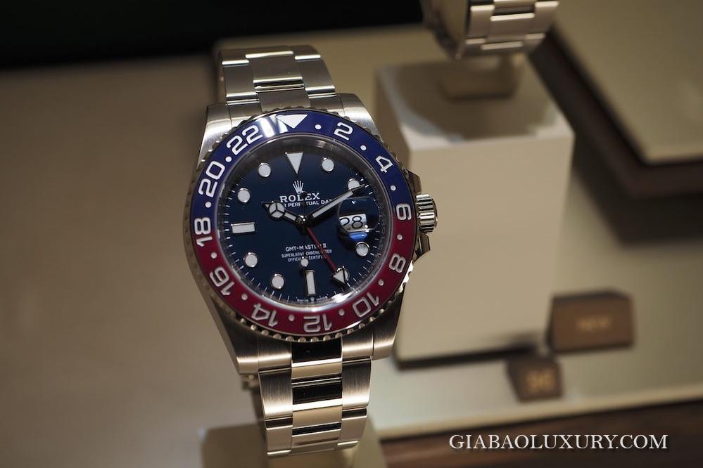 Đồng Hồ Rolex GMT Master II 126719