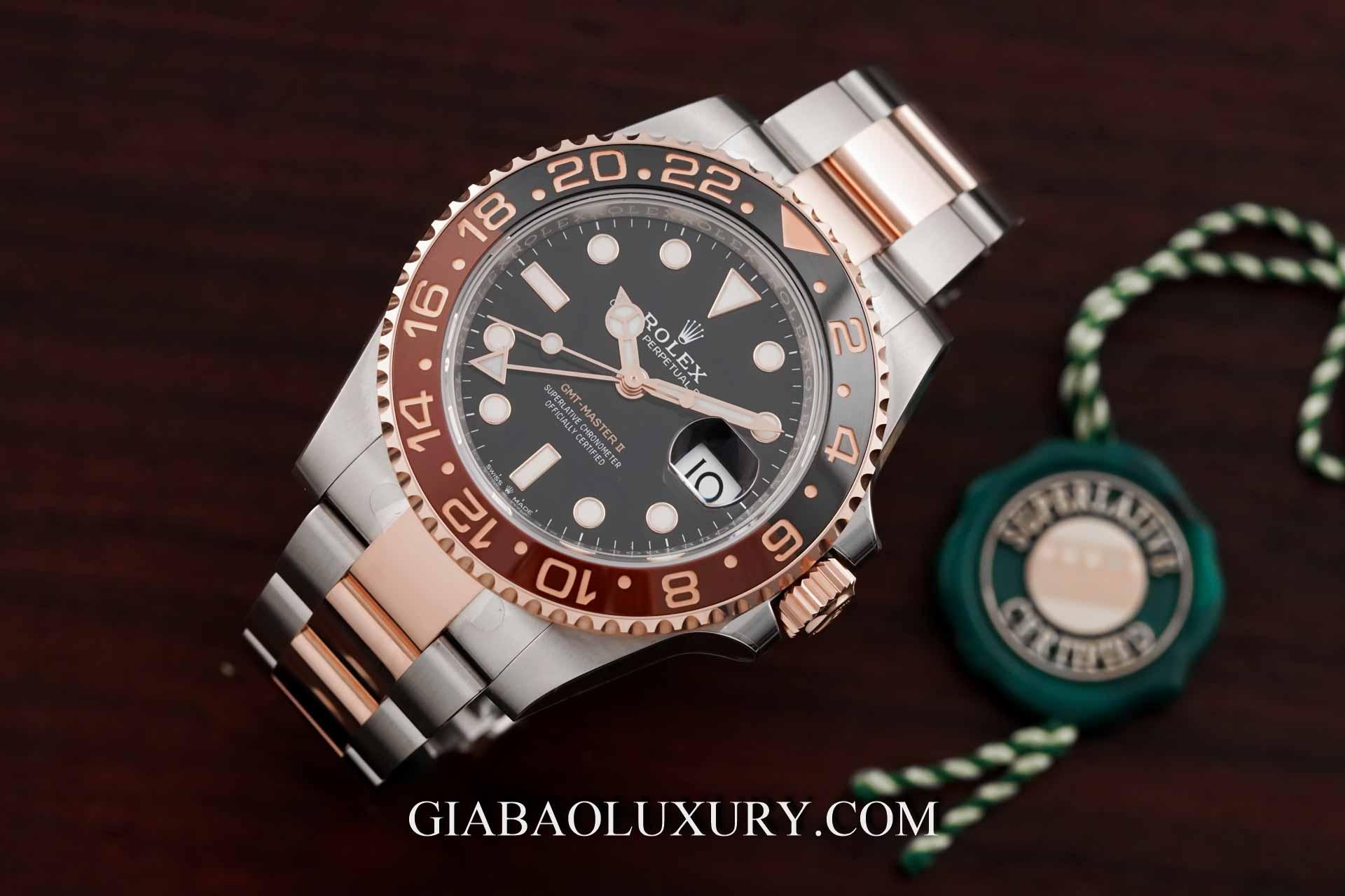 đồng hồ Rolex GMT-Master II 126711CHNR