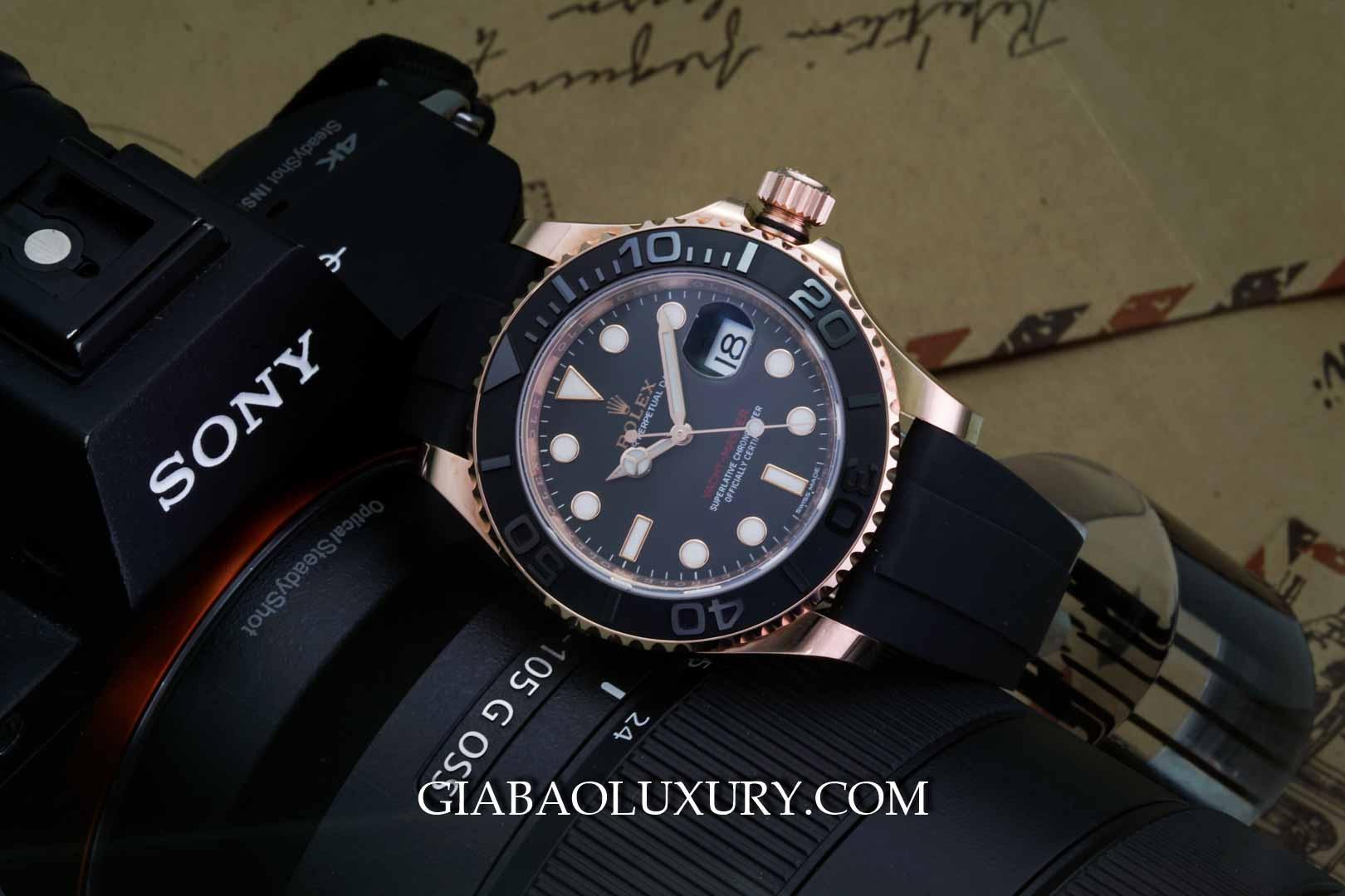 Đồng Hồ Rolex Yacht-Master 116655