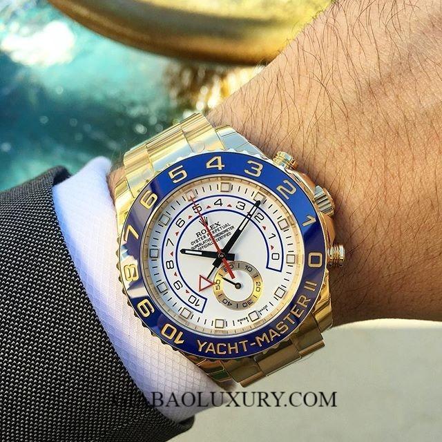 Đồng Hồ Rolex Yacht-Master II 116688