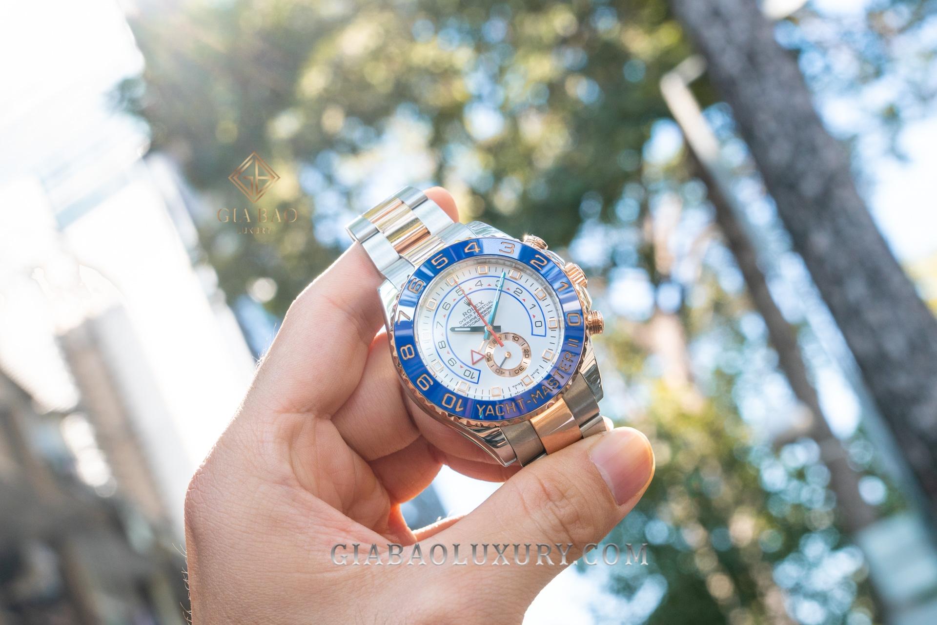 Đồng hồ Rolex Yacht-Master II 116681