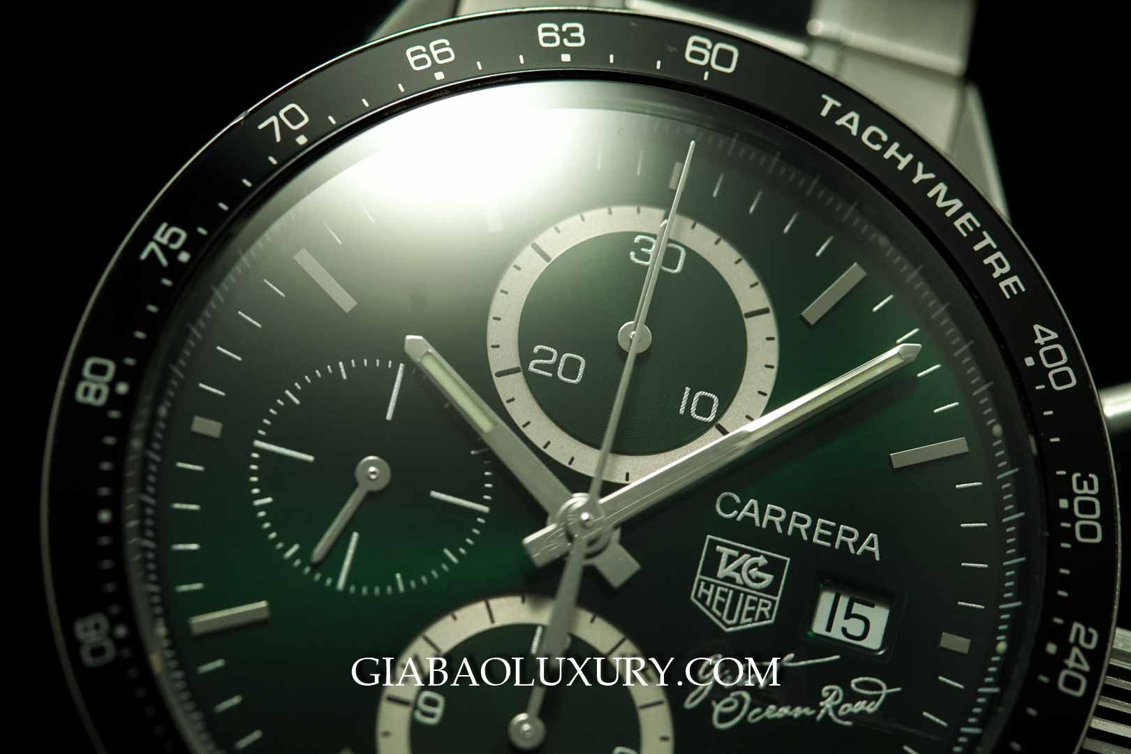 Đồng Hồ TAG Heuer Carrera Great Ocean Road CV201F