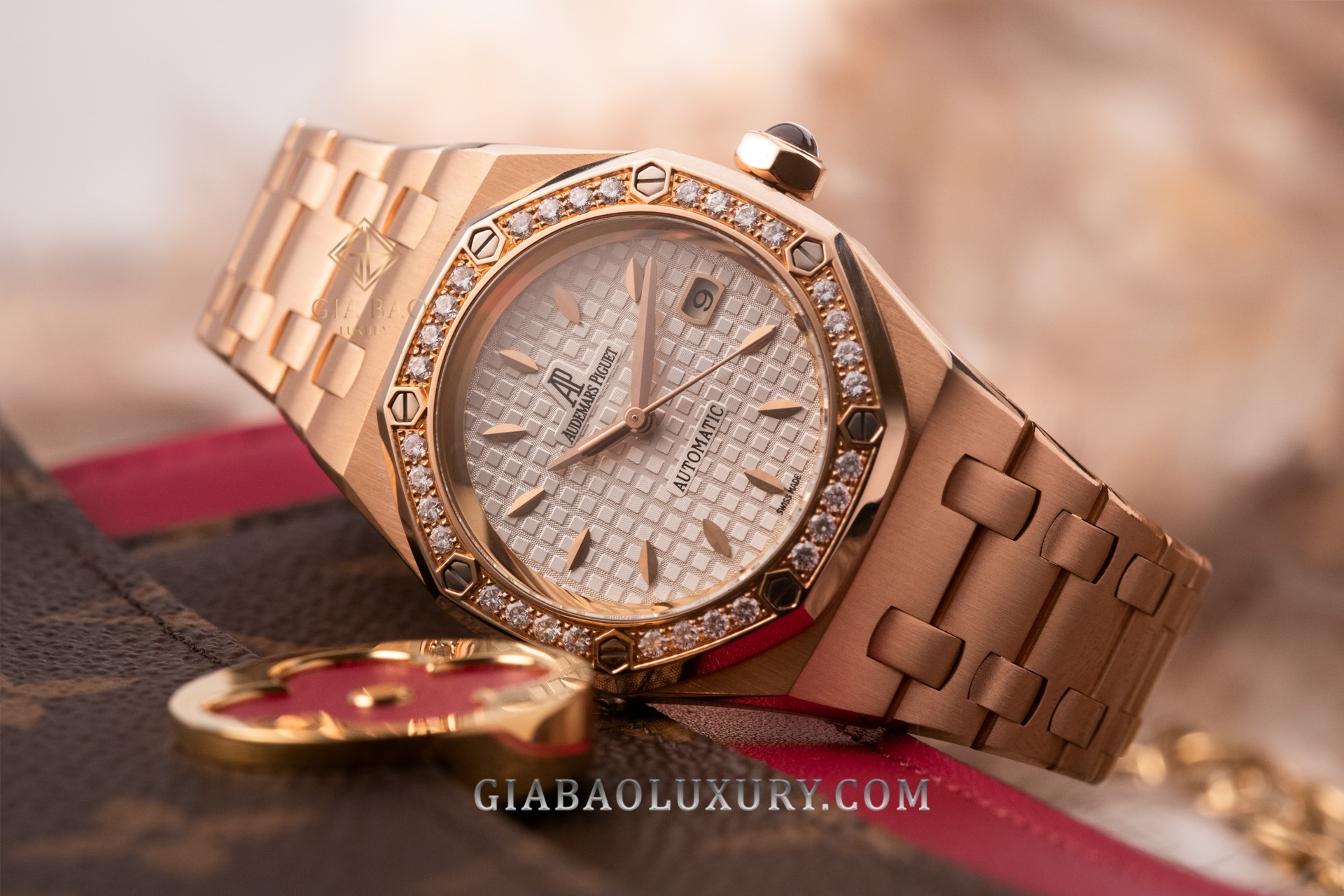 Audemars Piguet Royal Oak Lady 77321or.zz.1230or.01