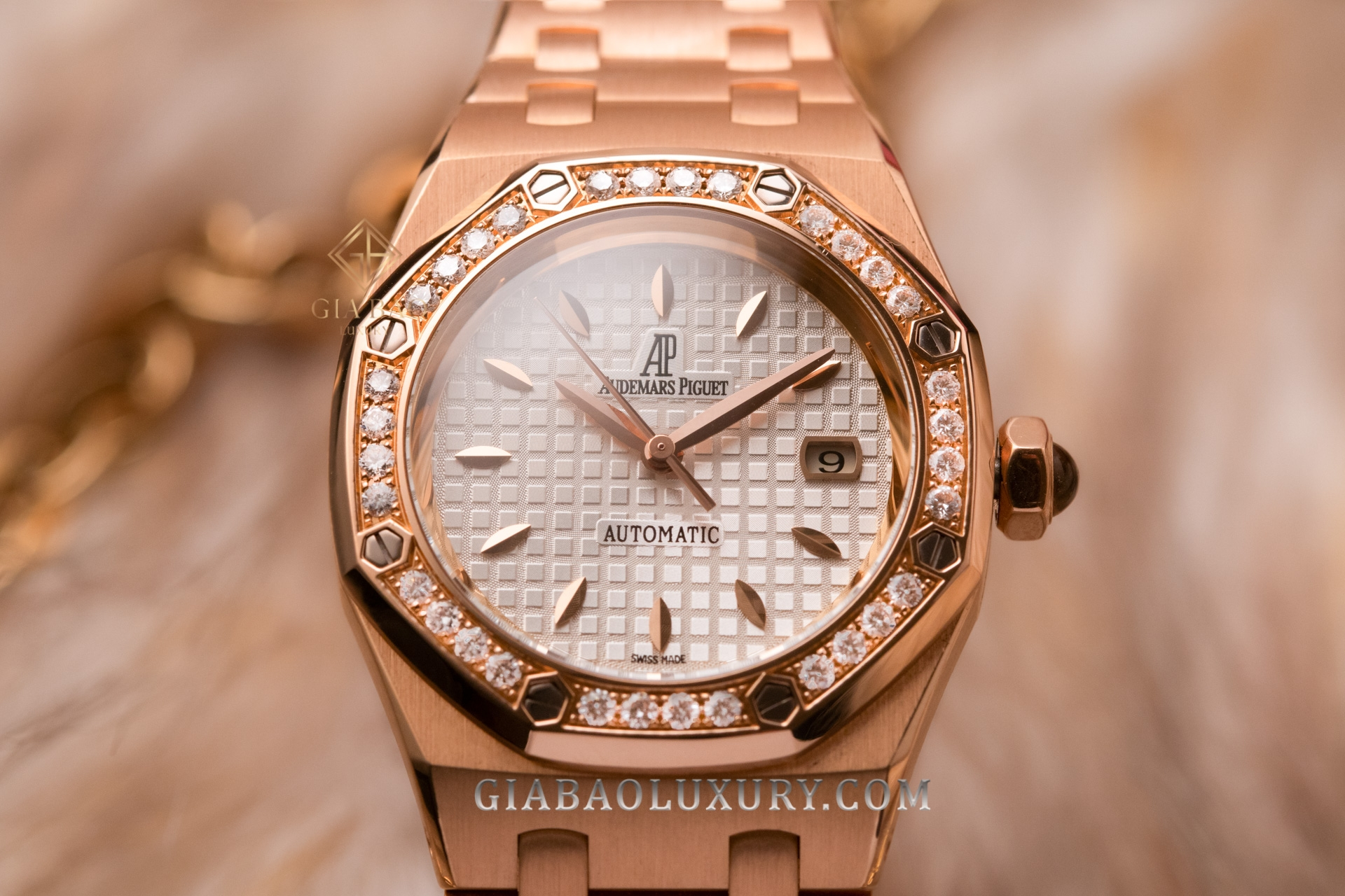 Audemars Piguet Royal Oak Lady 33mm 77321or.zz.1230or.01