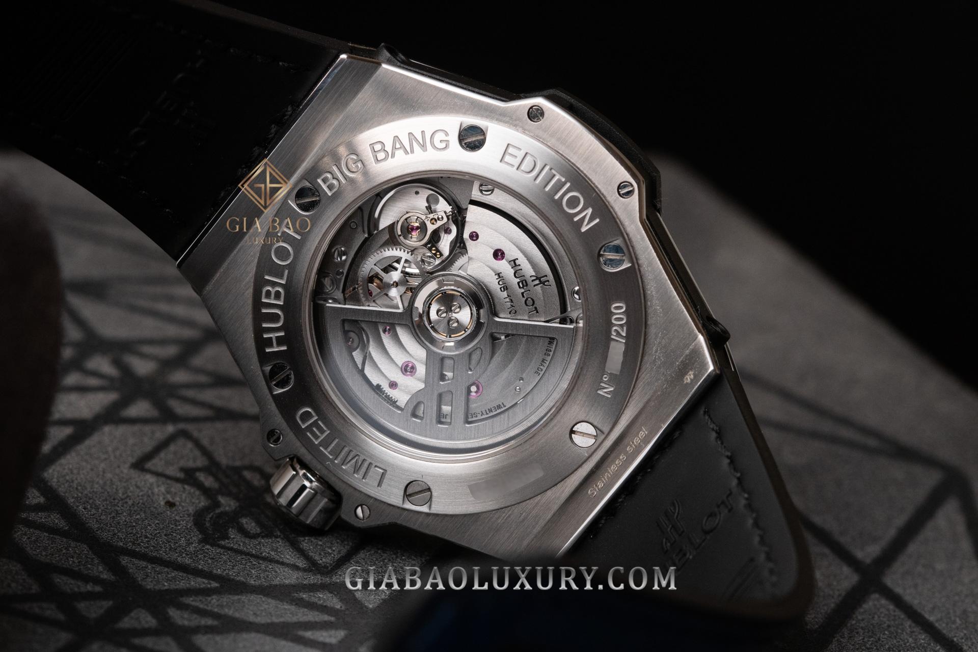 Đồng Hồ Hublot Big Bang Sang Bleu Titanium 39mm 465.SS.7179.VR.1204.MXM19