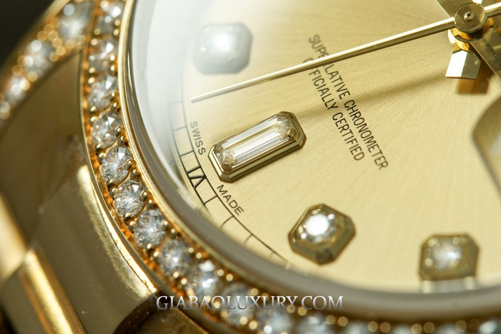 Review đồng hồ Rolex Day-Date 36mm 118388 và Rolex Lady Datejust 26mm 179158