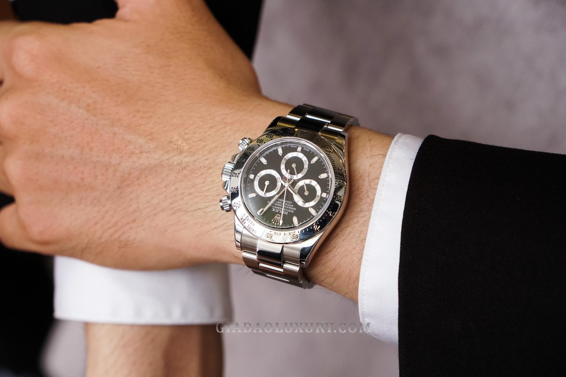 Đồng hồ Rolex Daytona 116520