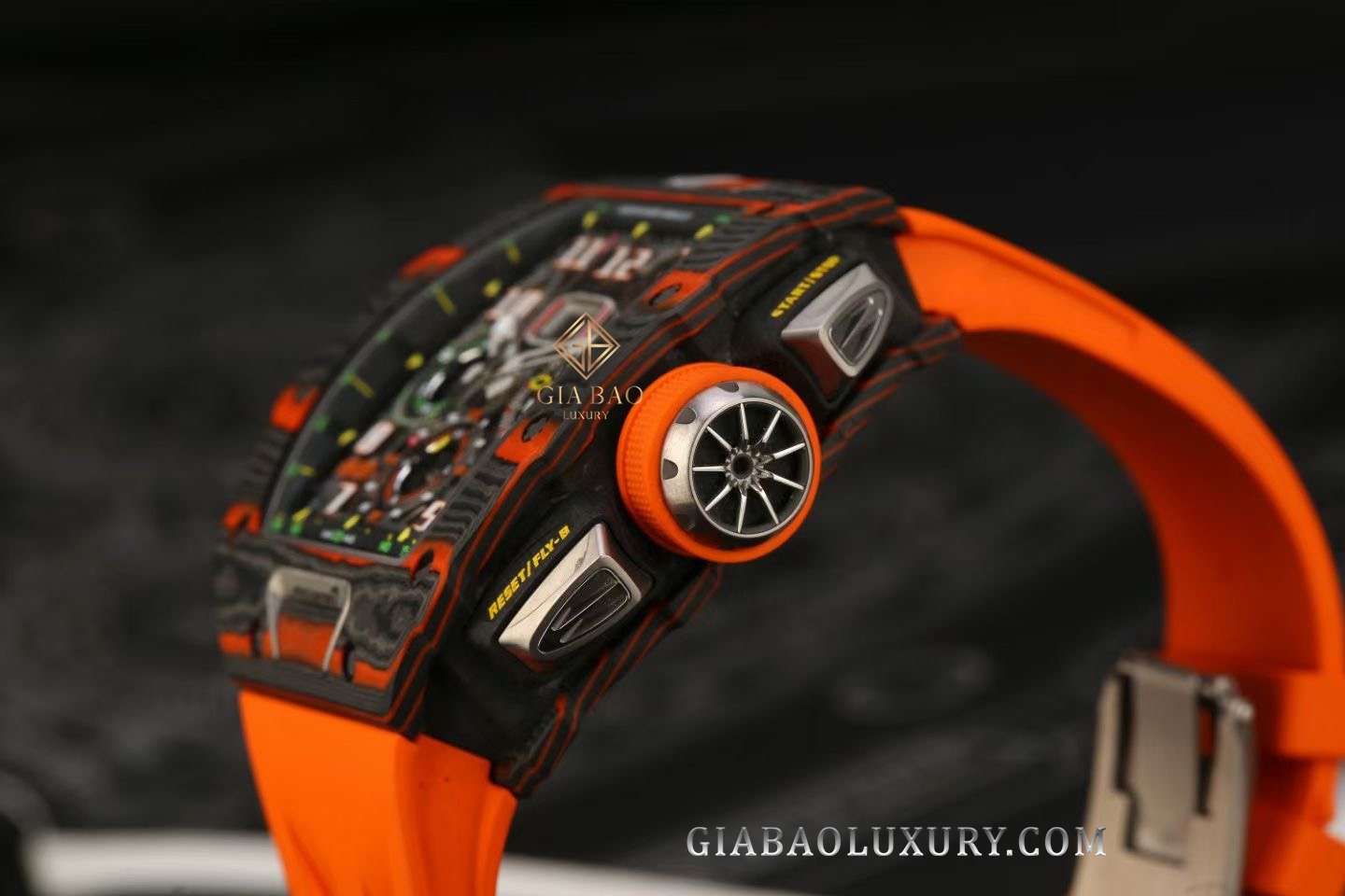 Richard Mille RM 11-03 McLaren Automatic Flyback Chronograph