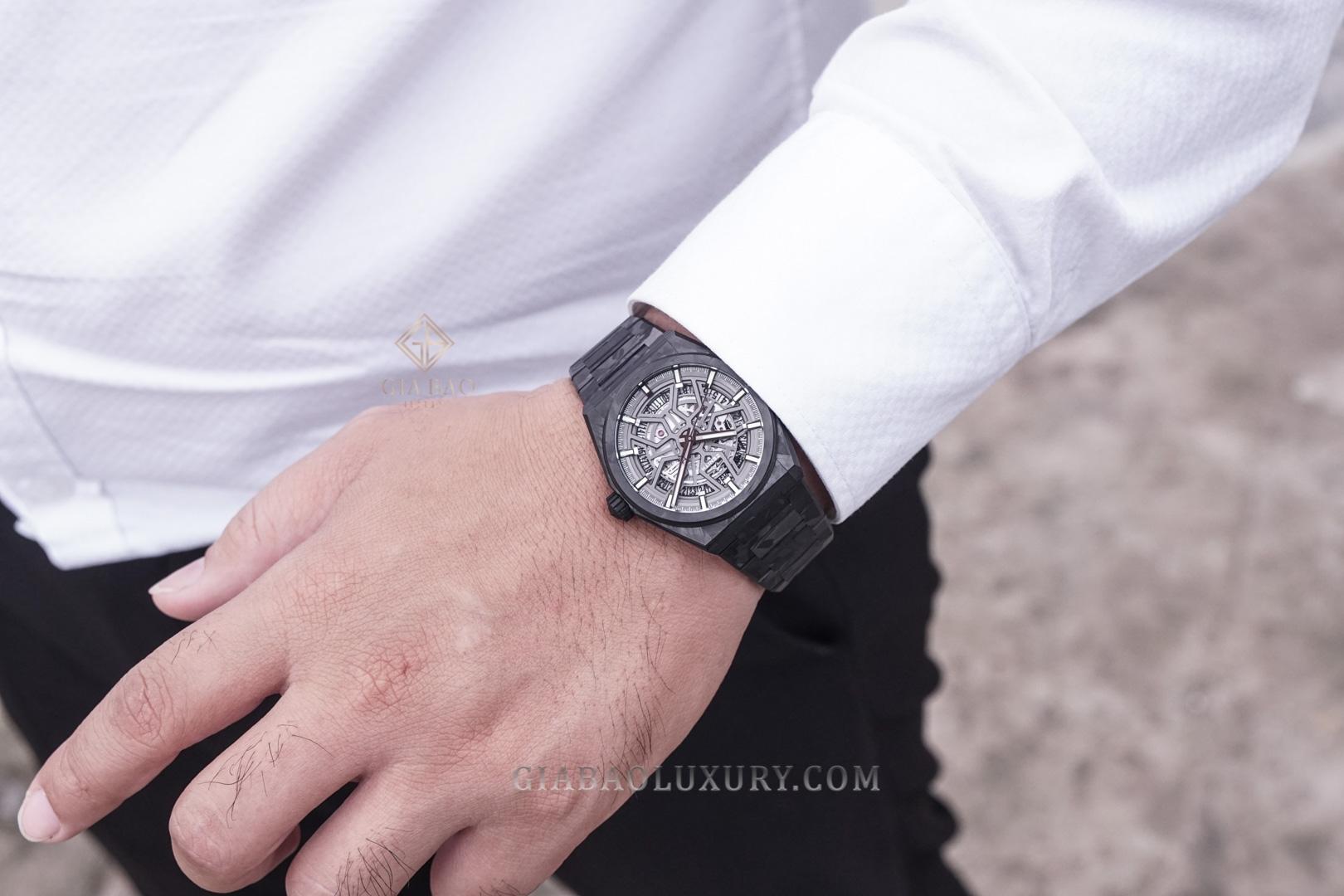 Review đồng hồ Zenith Defy Classic 10.9001.670/80.M9000