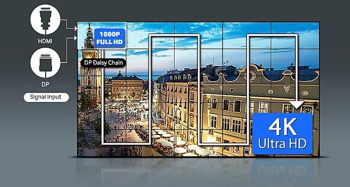 Màn hình ghép Samsung UD46E-P