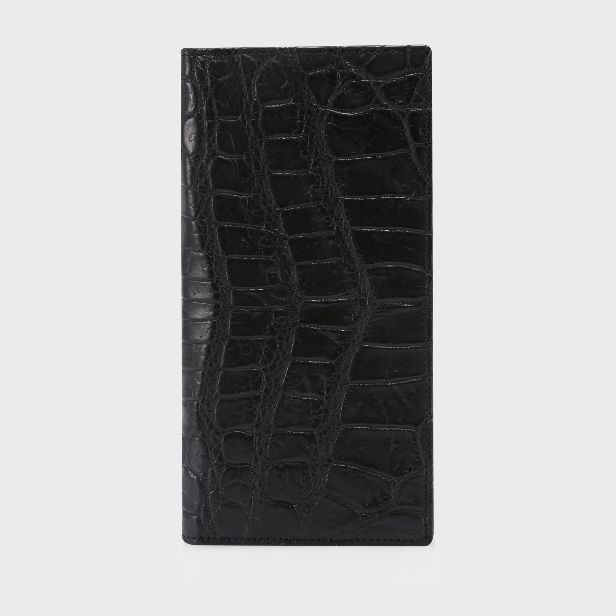 LAGOM LONG ID WALLET - CROCODILE