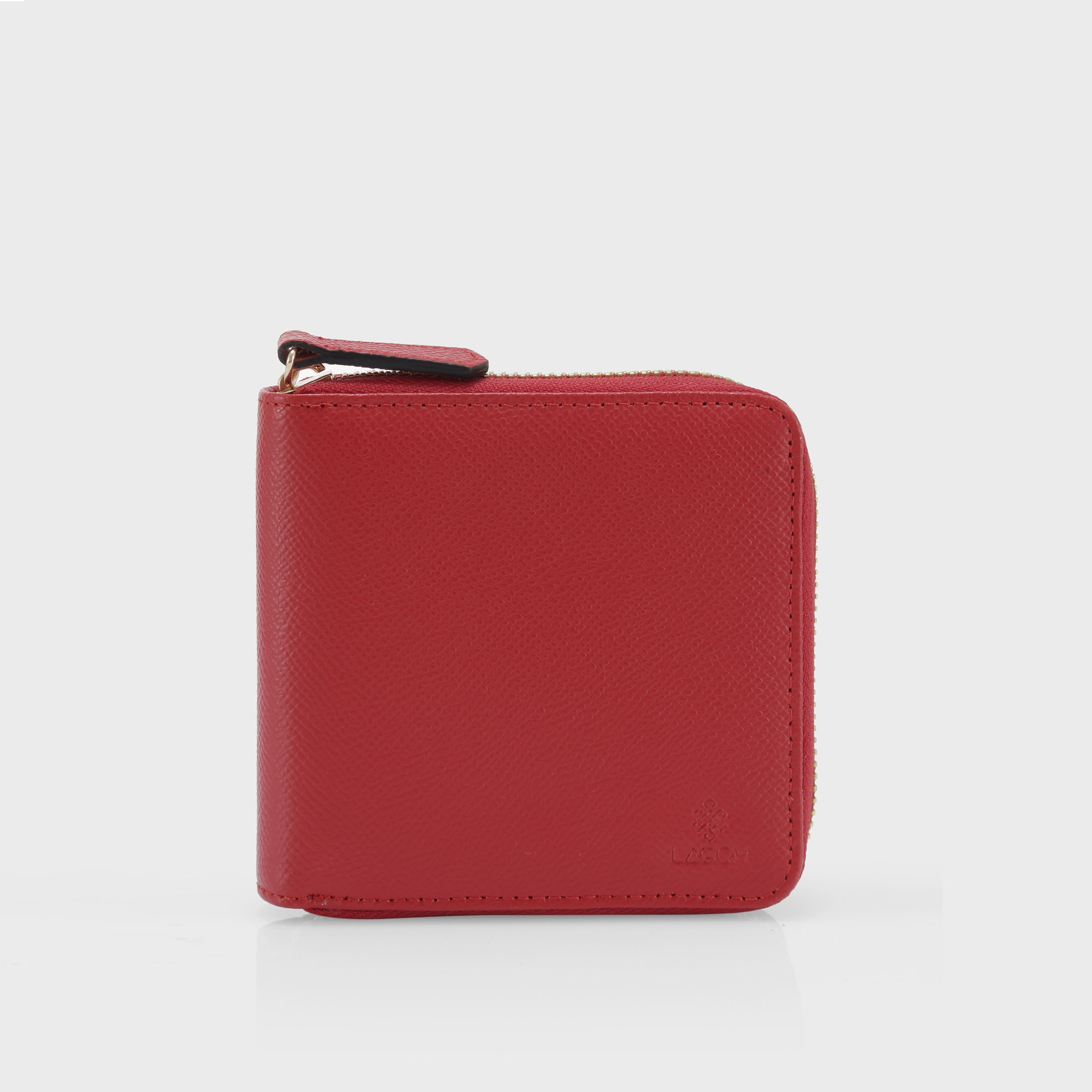 LAGOM ZIPPY SQUARE WALLET