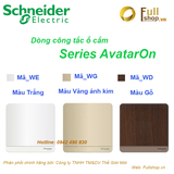 Ổ cắm VGA & mini audio Schneider AvatarOn E8332HD15PH