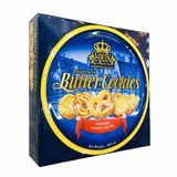 Bánh quy bơ Danish Style Butter Cookies-Malaysia, hộp (681g)'